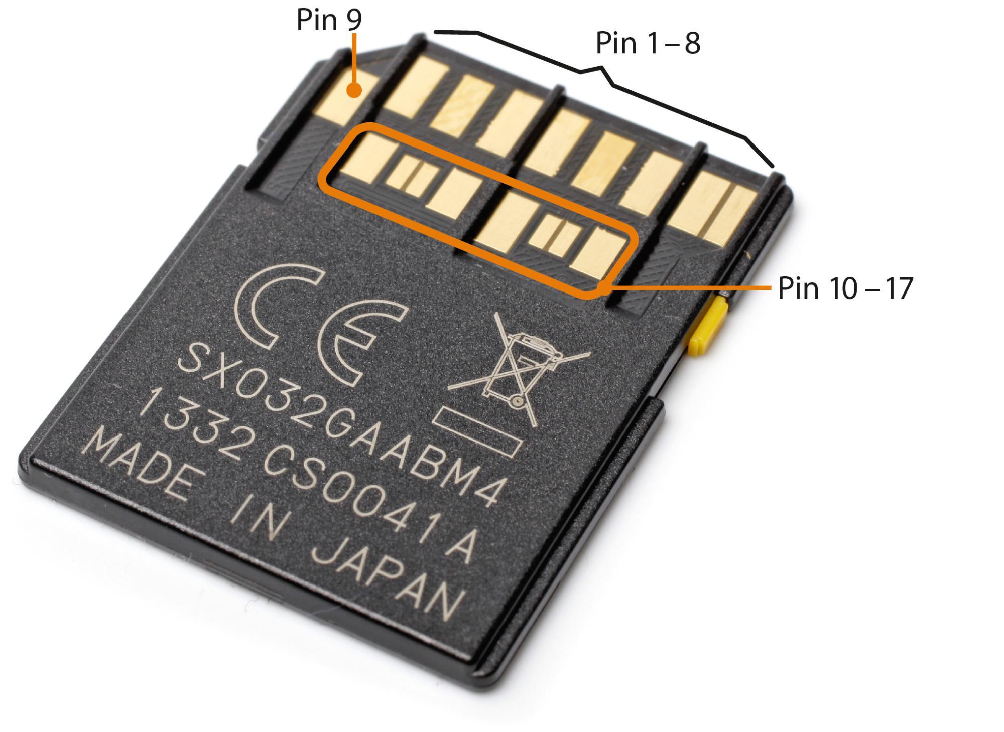 samsung microsd evo plus 256 gbyte in einer micro sd. Black Bedroom Furniture Sets. Home Design Ideas