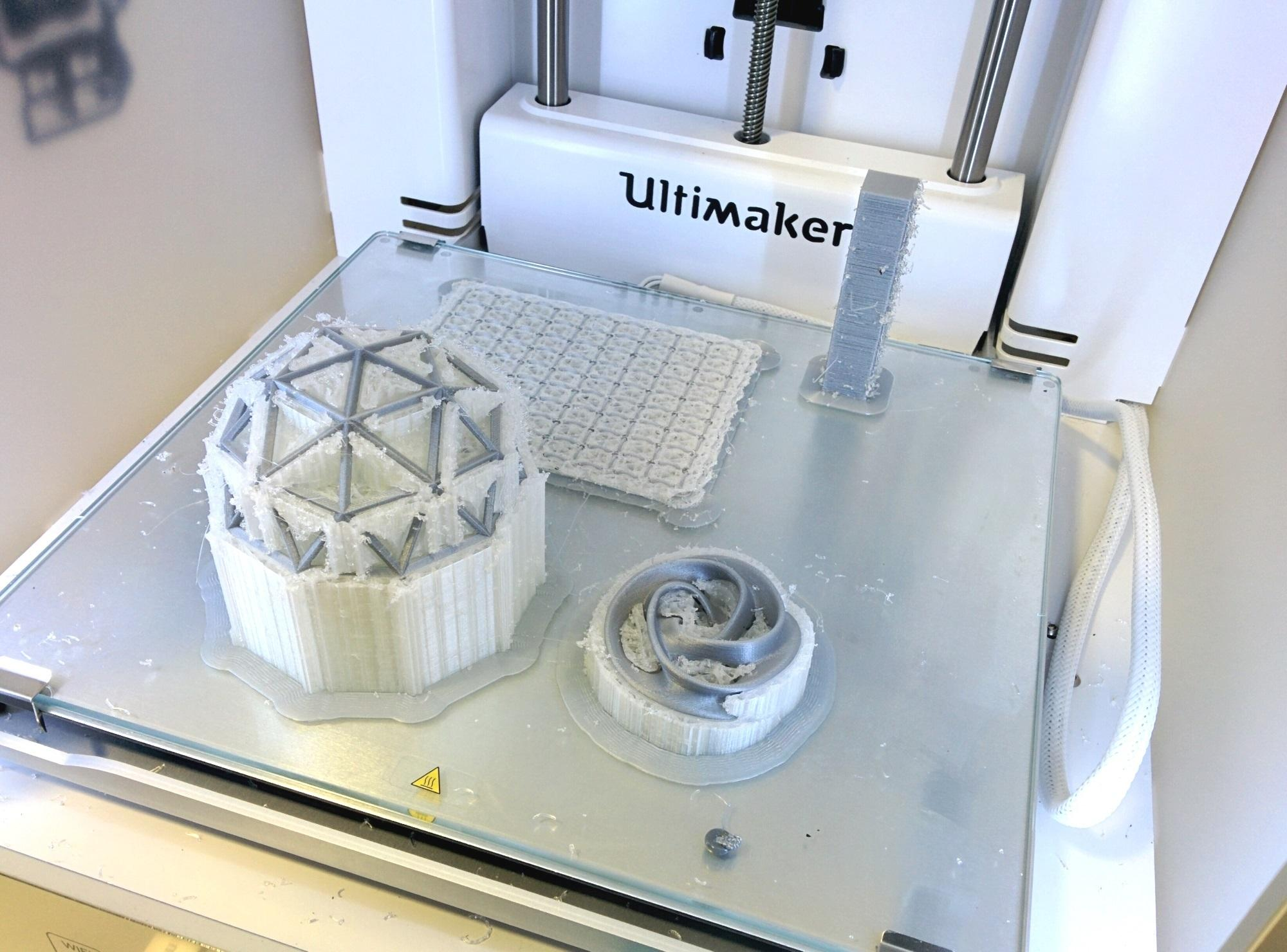 3D-Drucker Ultimaker 3 im Test