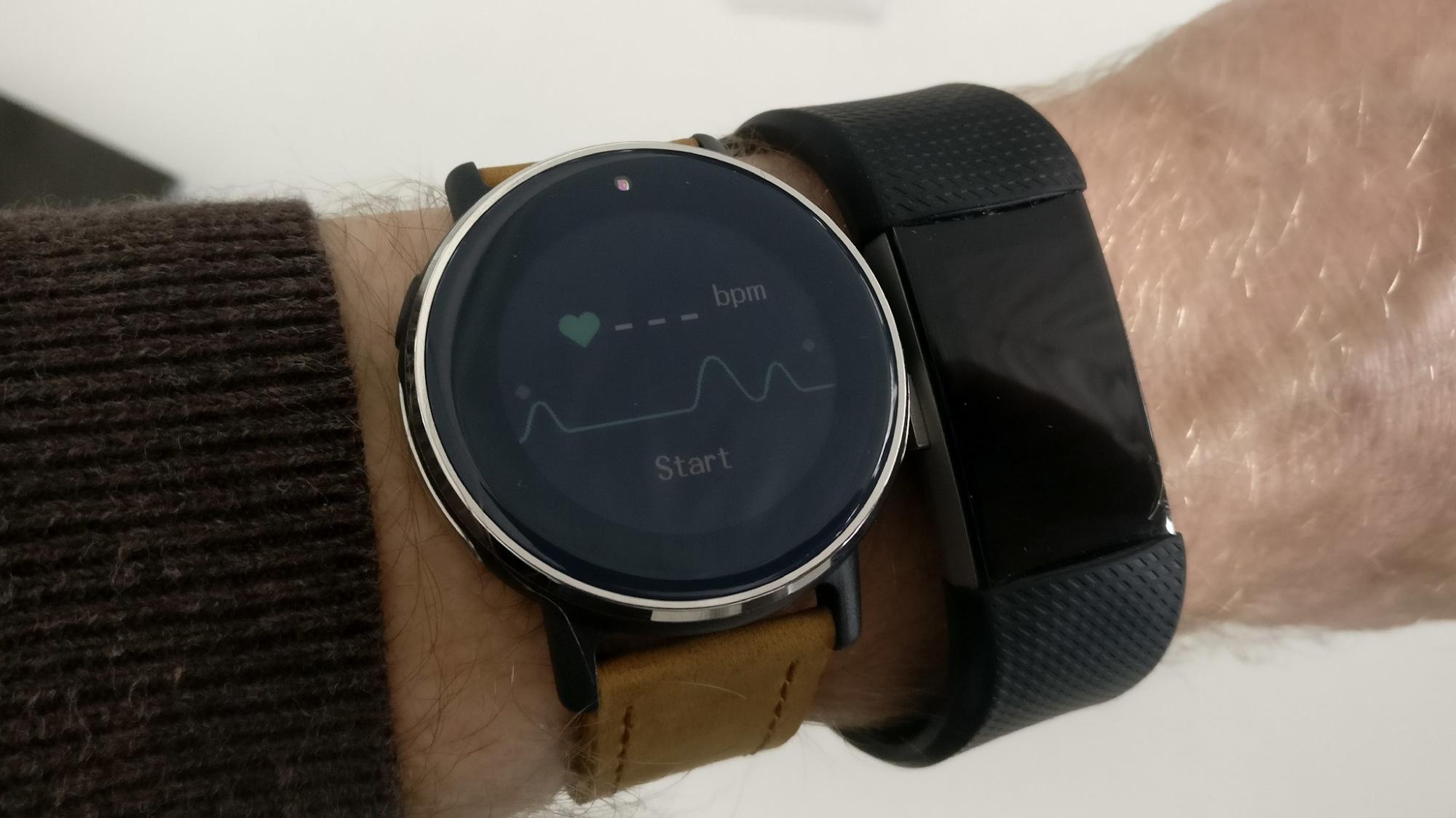 Acer Leap Ware: Fitness-Uhr mit Herzmonitor