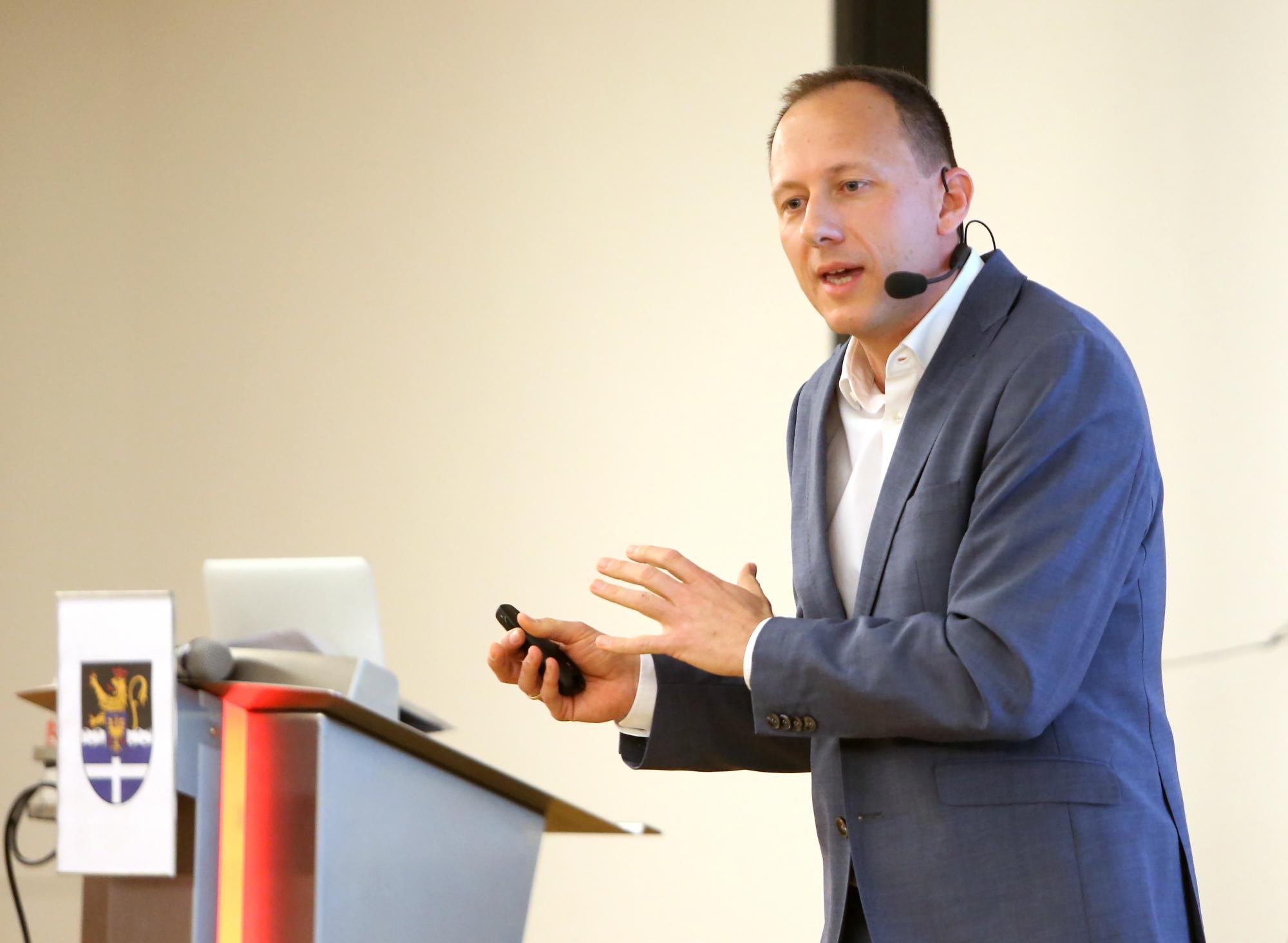 Mit dem Local Commerce Manifest will Andreas Haderlein Denkanstöße für Städte, Kommunen und den Einzelhandel liefern.