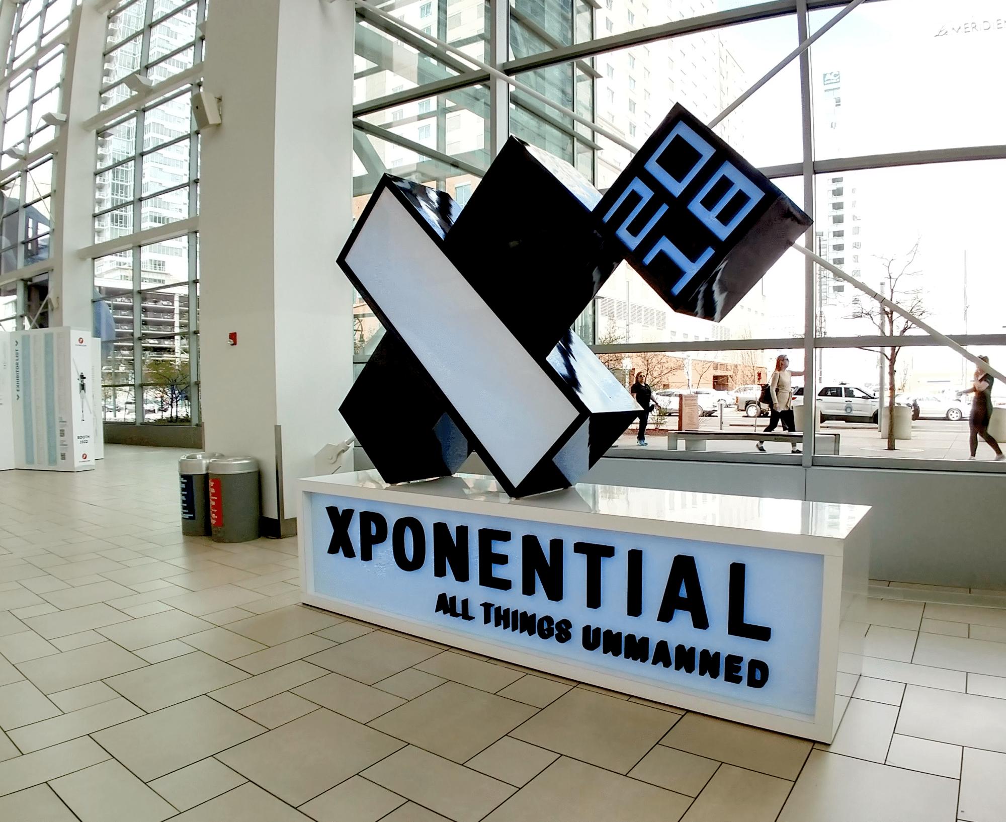 Logo der Xponential 2018