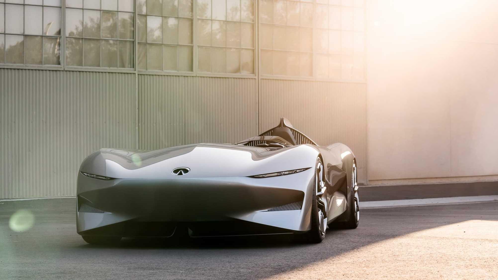 Elektro-Speedster: Infiniti zeigt Konzept Prototype 10