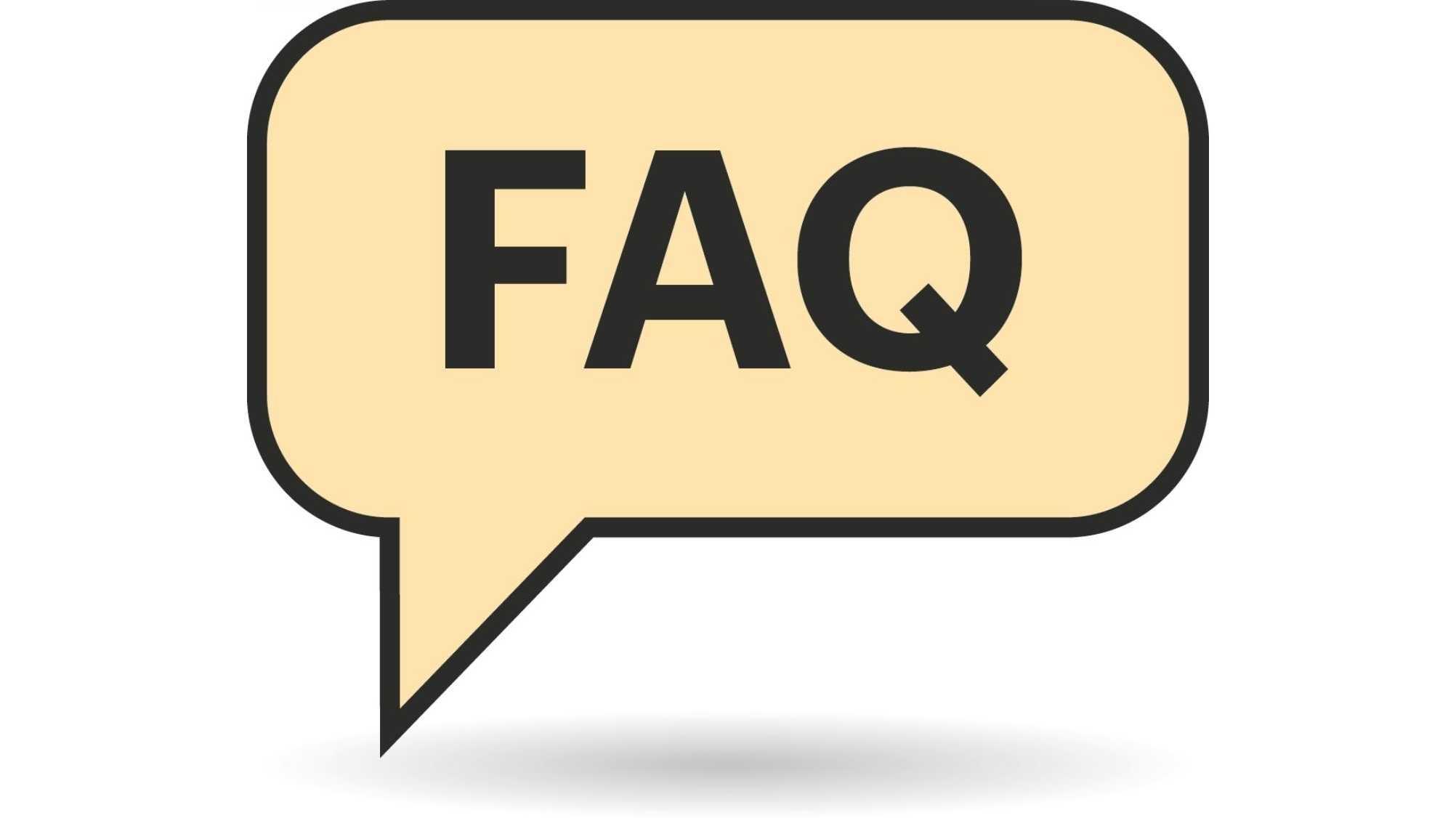 FAQ LTE