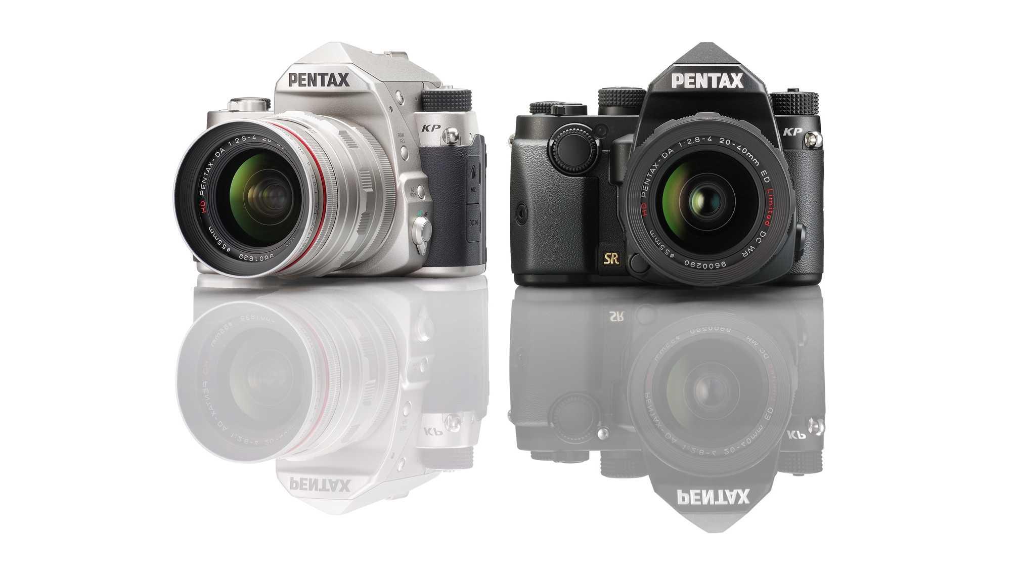 Pentax KP: Spiegelreflexkamera im Retro-Gehäuse