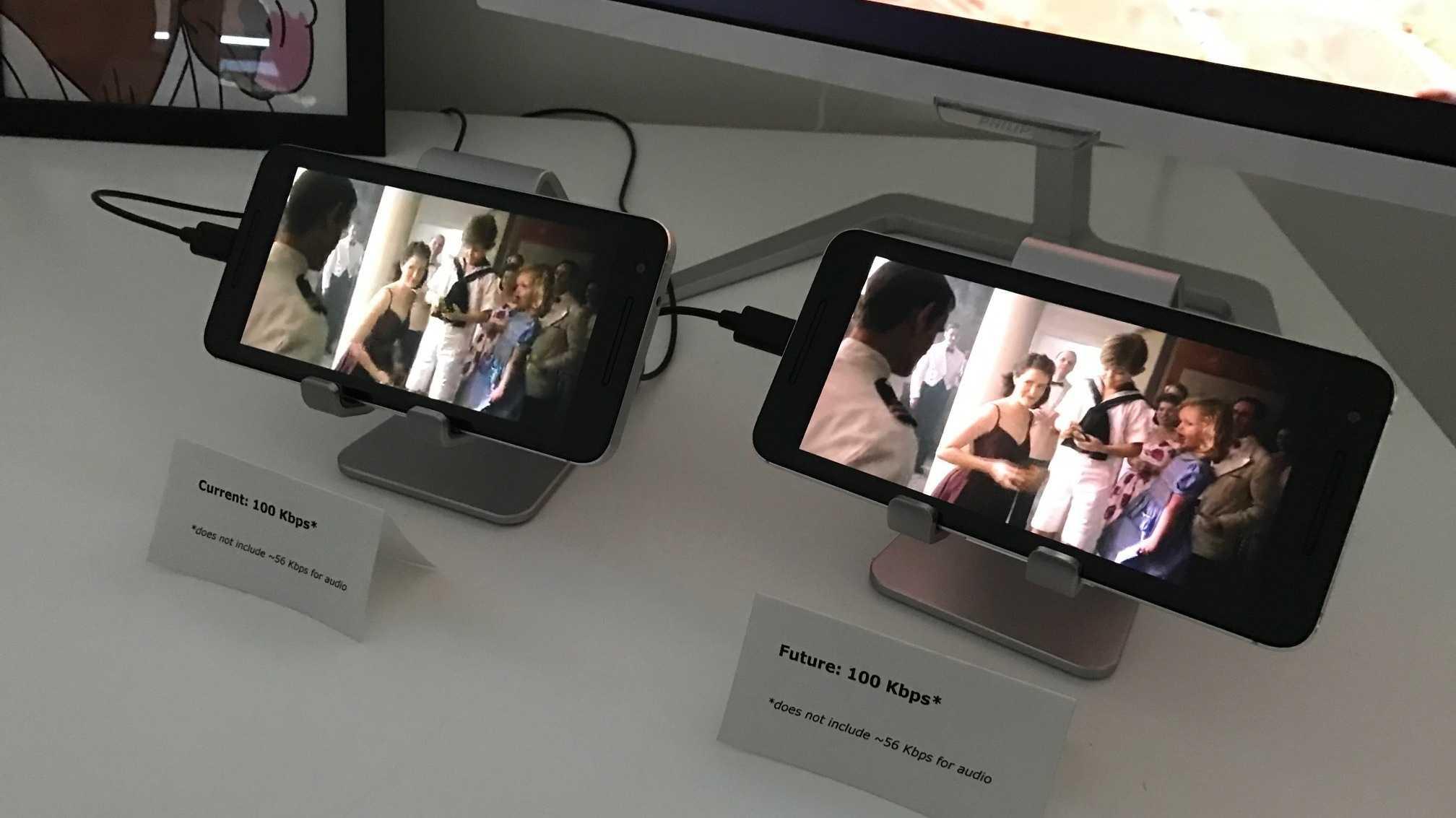 Videostreaming: Netflix quetscht für Mobilgeräte mehr Bildqualität den Bits