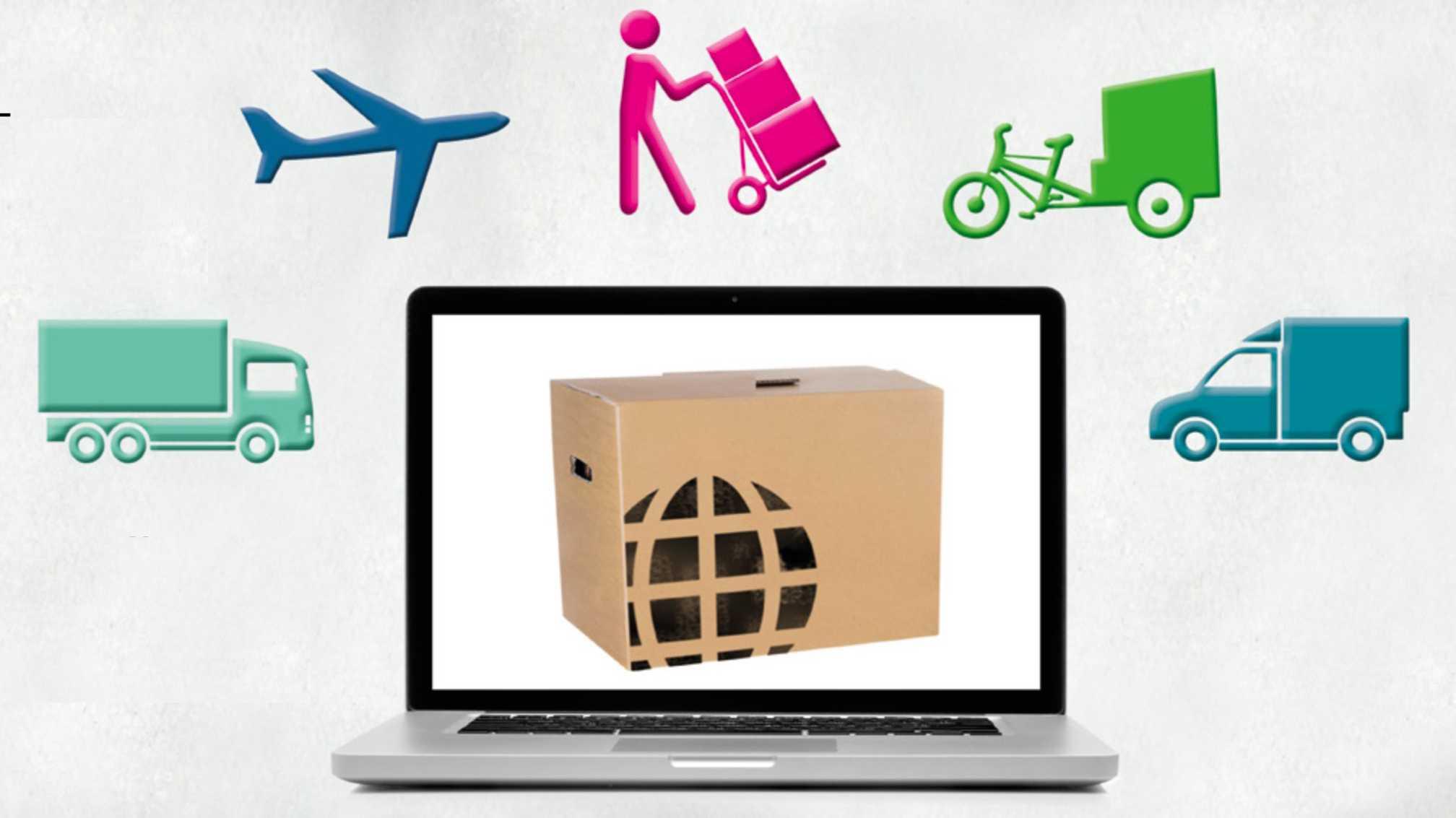 Online-Handel lässt Paketmengen weiter anschwellen