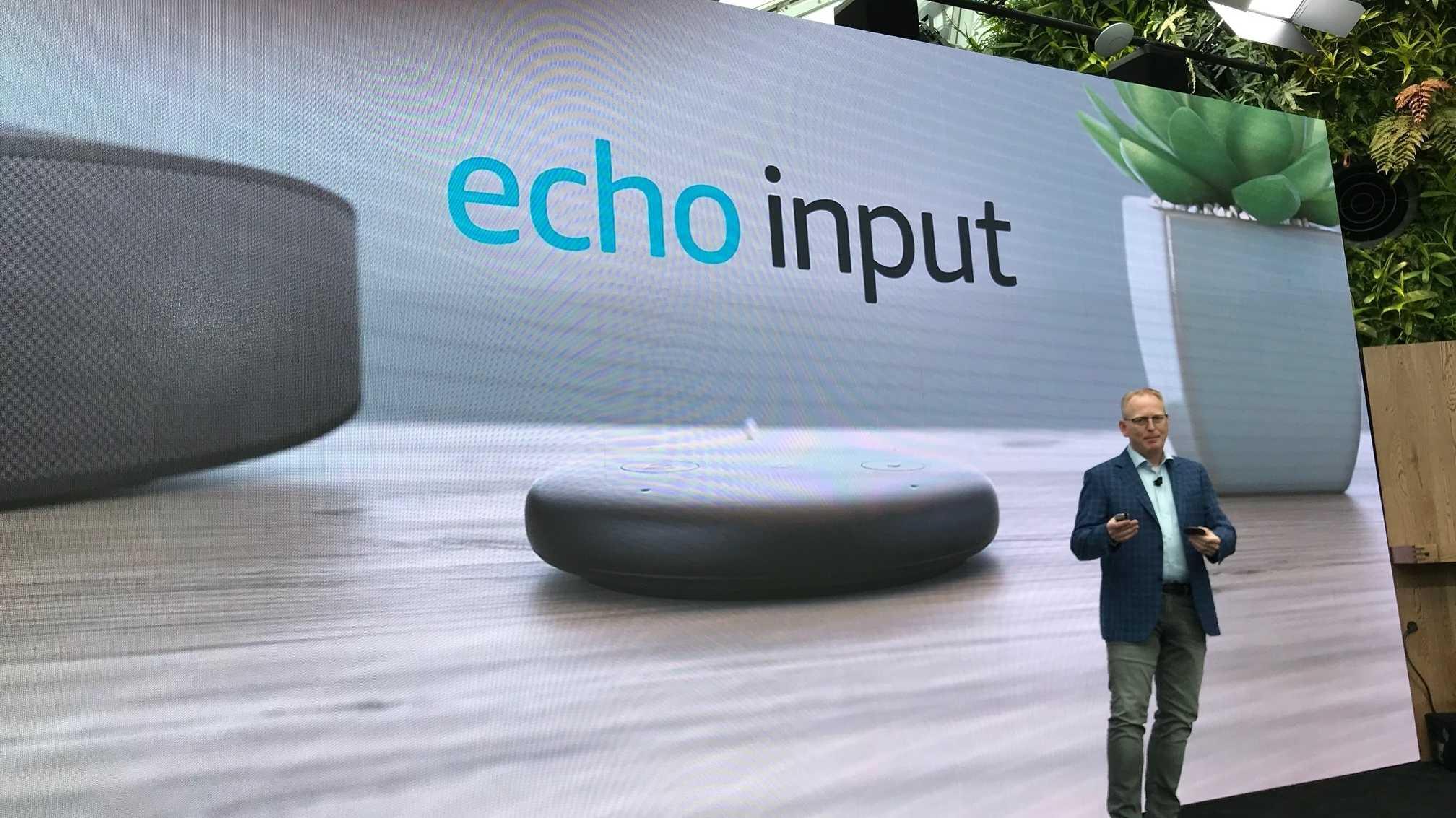 """""""Echo Input"""" rüstet Sprachassistentin Alexa auf anderen Lautsprecher nach"""