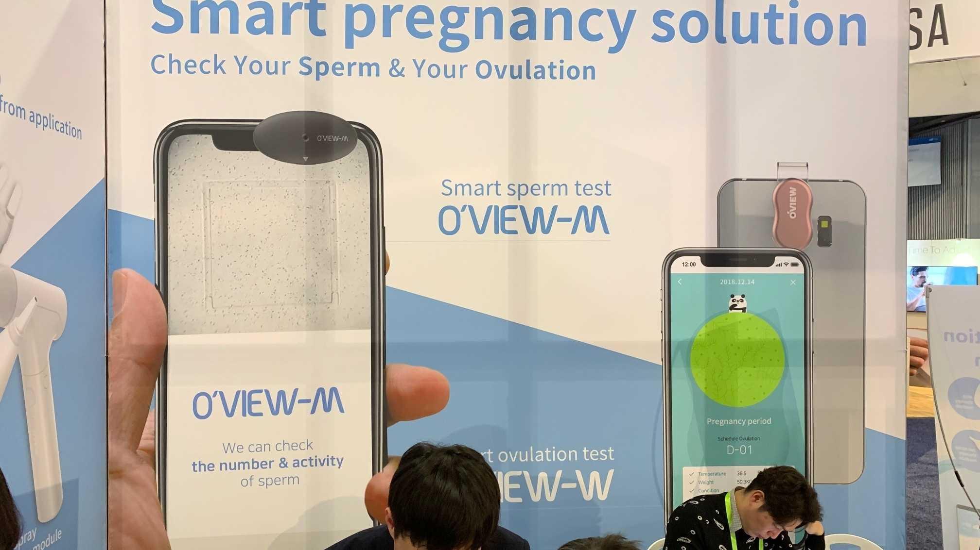 Smarte Fruchtbarkeitstests am Mobilgerät