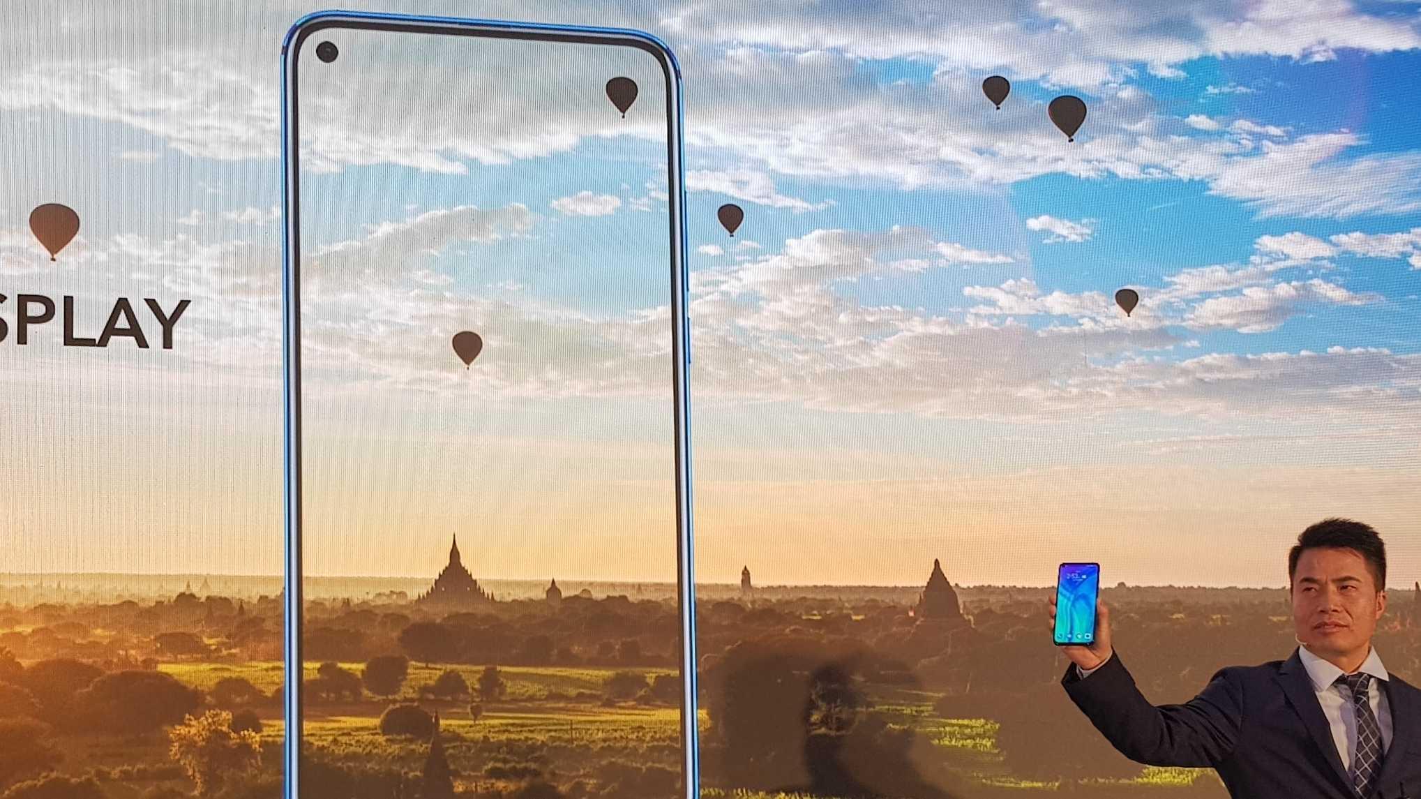 Honor View 20: Selfie-Kamera wandert in ein Display-Loch