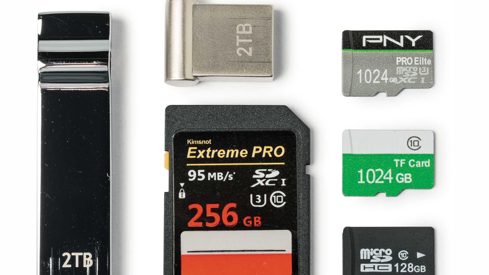 Gefälschte USB-Sticks und SD-Karten: Worauf Sie achten sollten