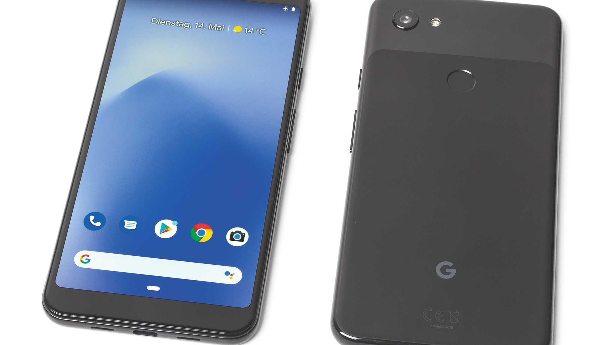 Google Pixel 3a und 3a XL mit Android und Spitzenkamera