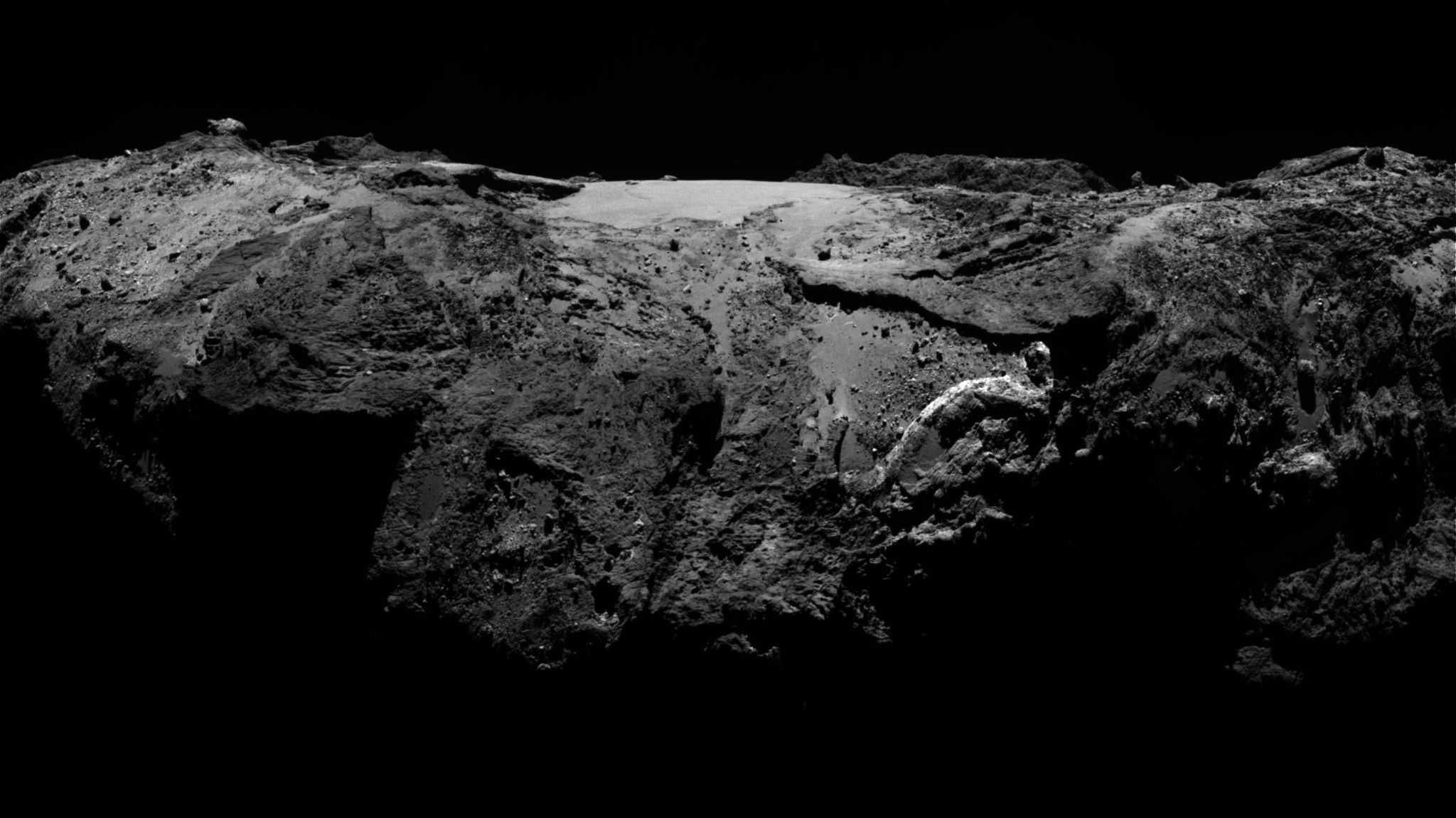 Extrem-Tiefflüge: ESA-Sonde Rosetta soll ihren Kometen 1000 Meter entfernt umfliegen