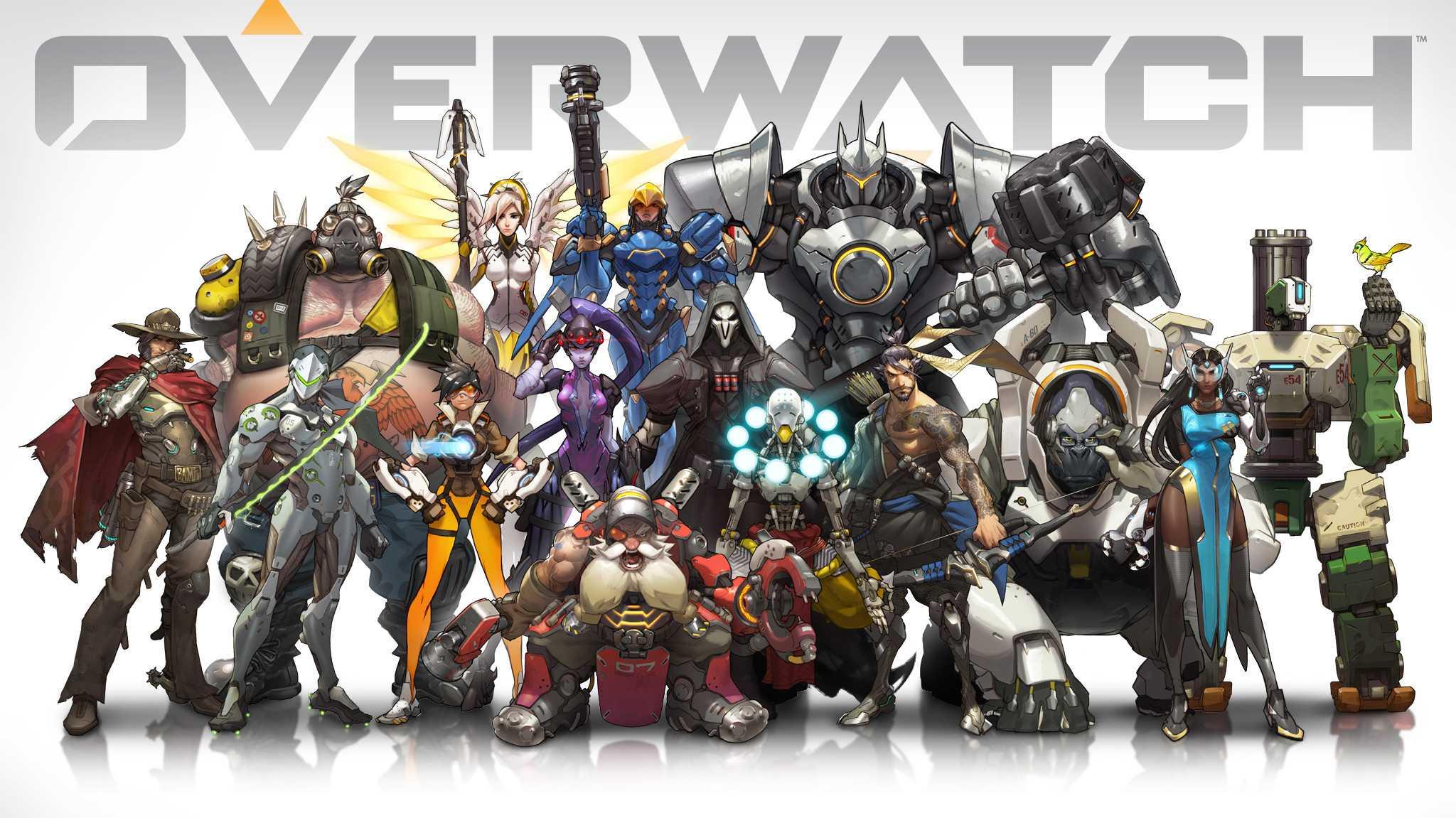 PC-Version von Overwatch bekommt höhere Update-Rate