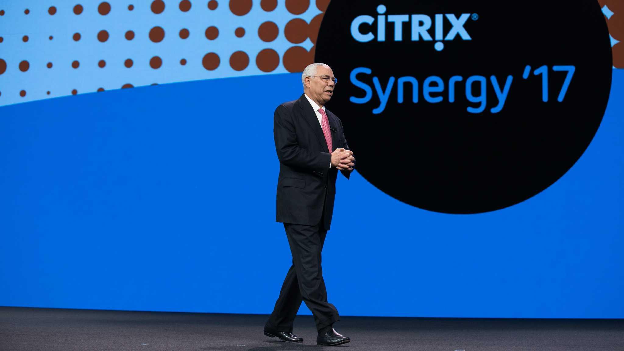 Citrix Synergy: Arbeitsplatz der Zukunft aus der hybriden Cloud
