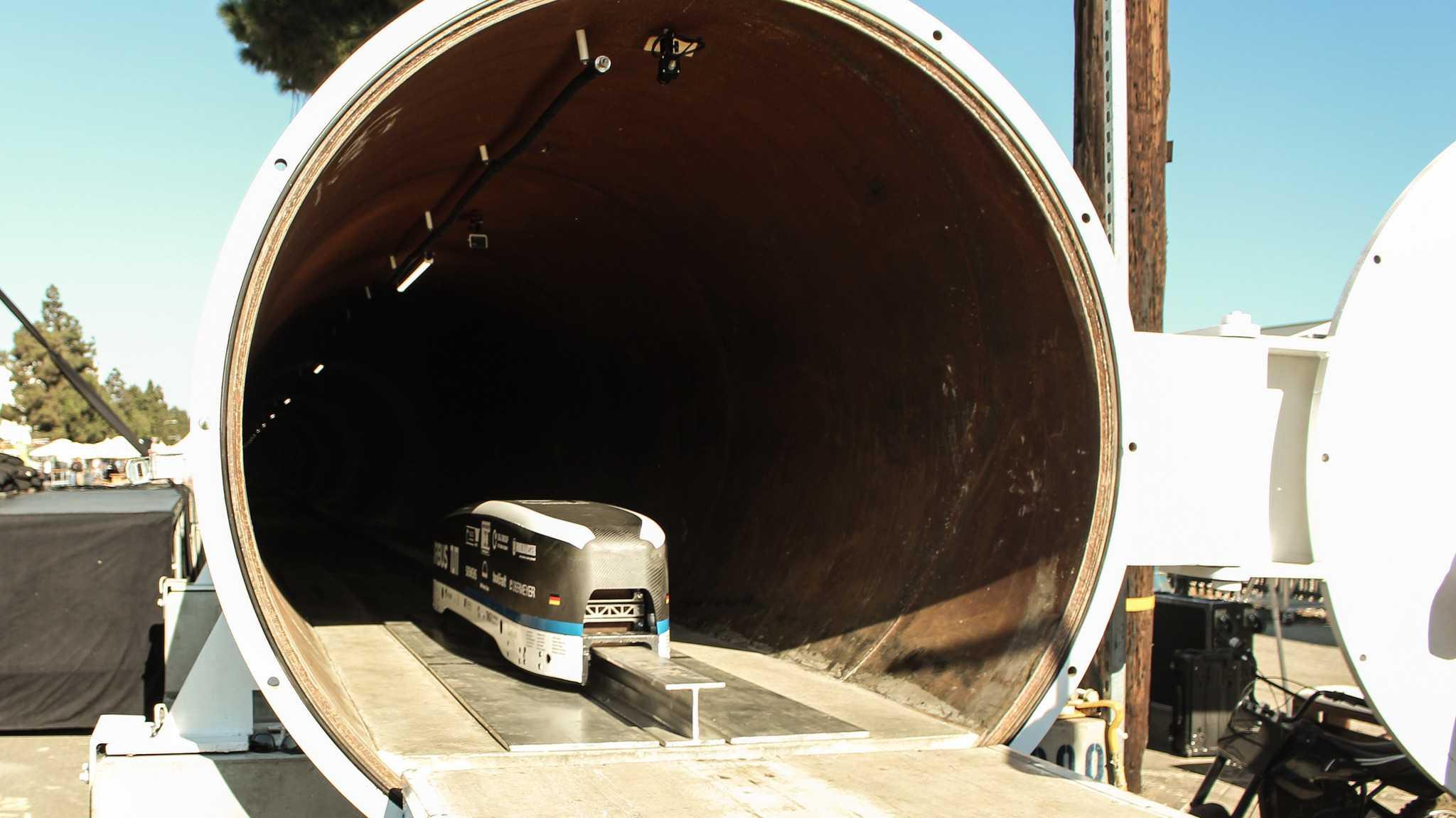 Hyperloop-Test: Münchener gewinnen erneut mit Geschwindigkeitsrekord