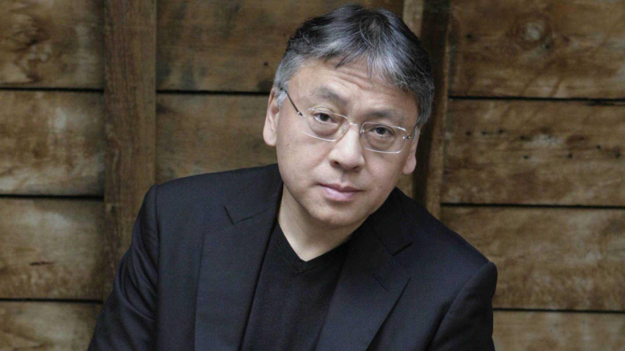 Literaturnobelpreis für Kazuo Ishiguro