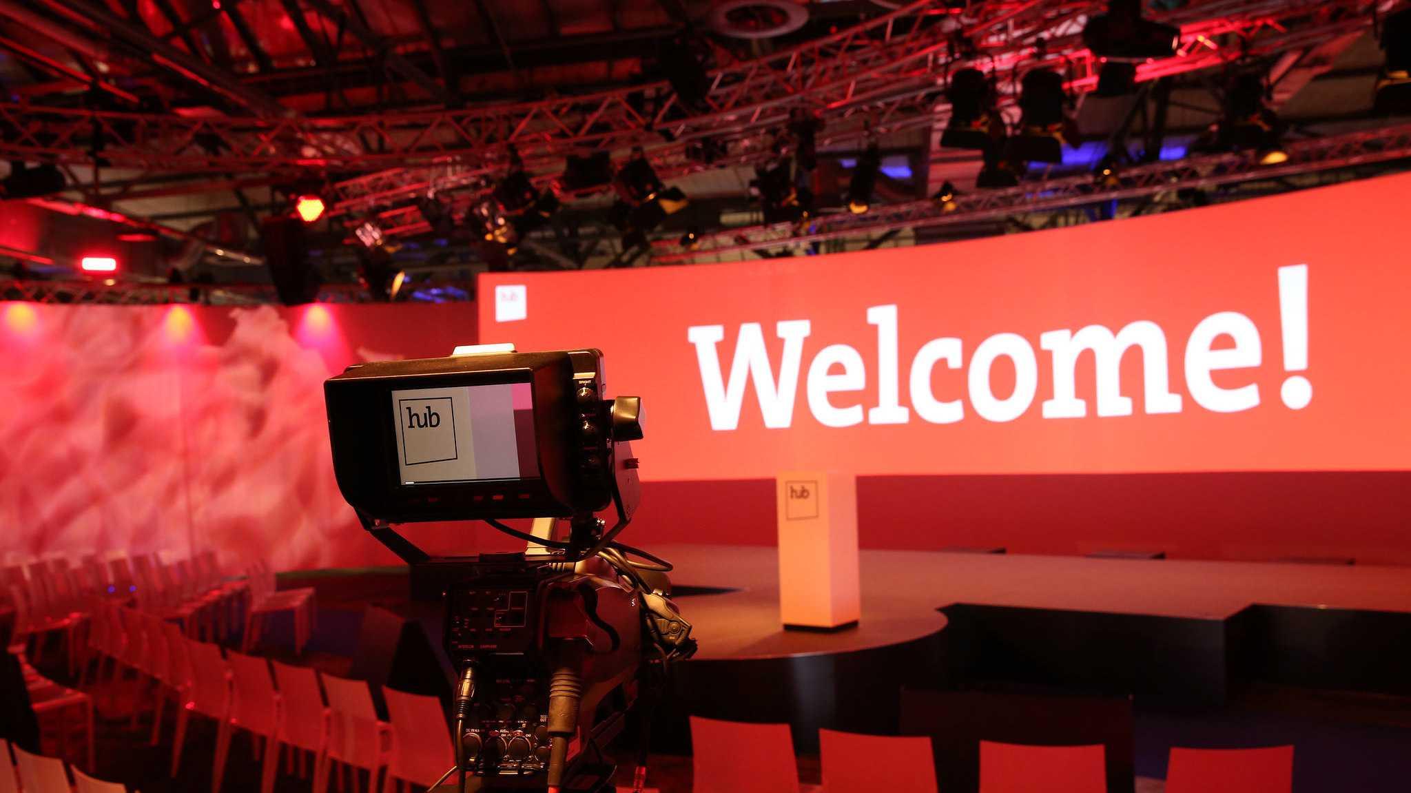 """Start-up-Konferenz hub:berlin: """"250 Mbit/s für jeden Haushalt sind genug"""""""