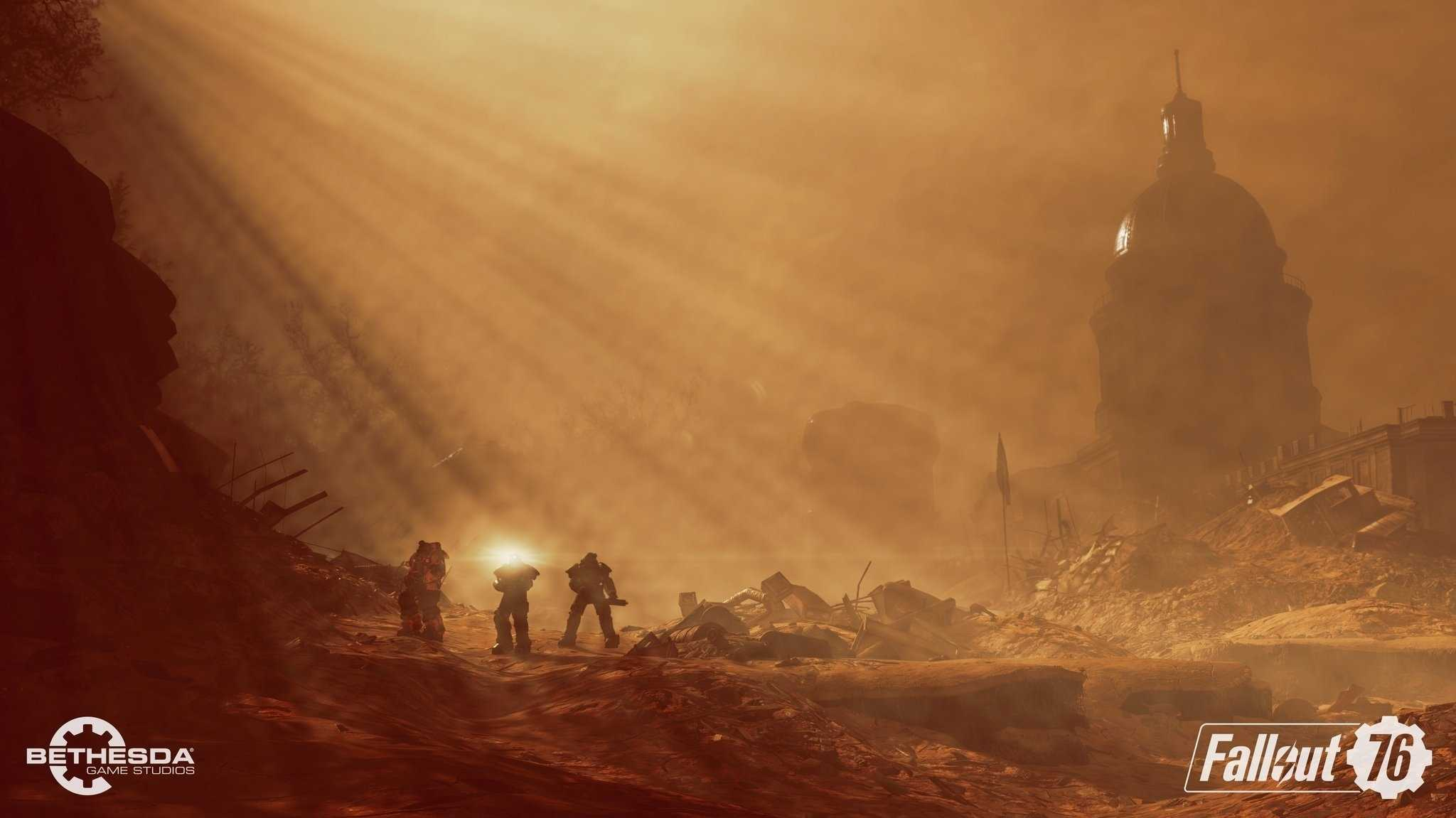 Fallout 76: Mehrspieler-Survival im atomaren West Virginia