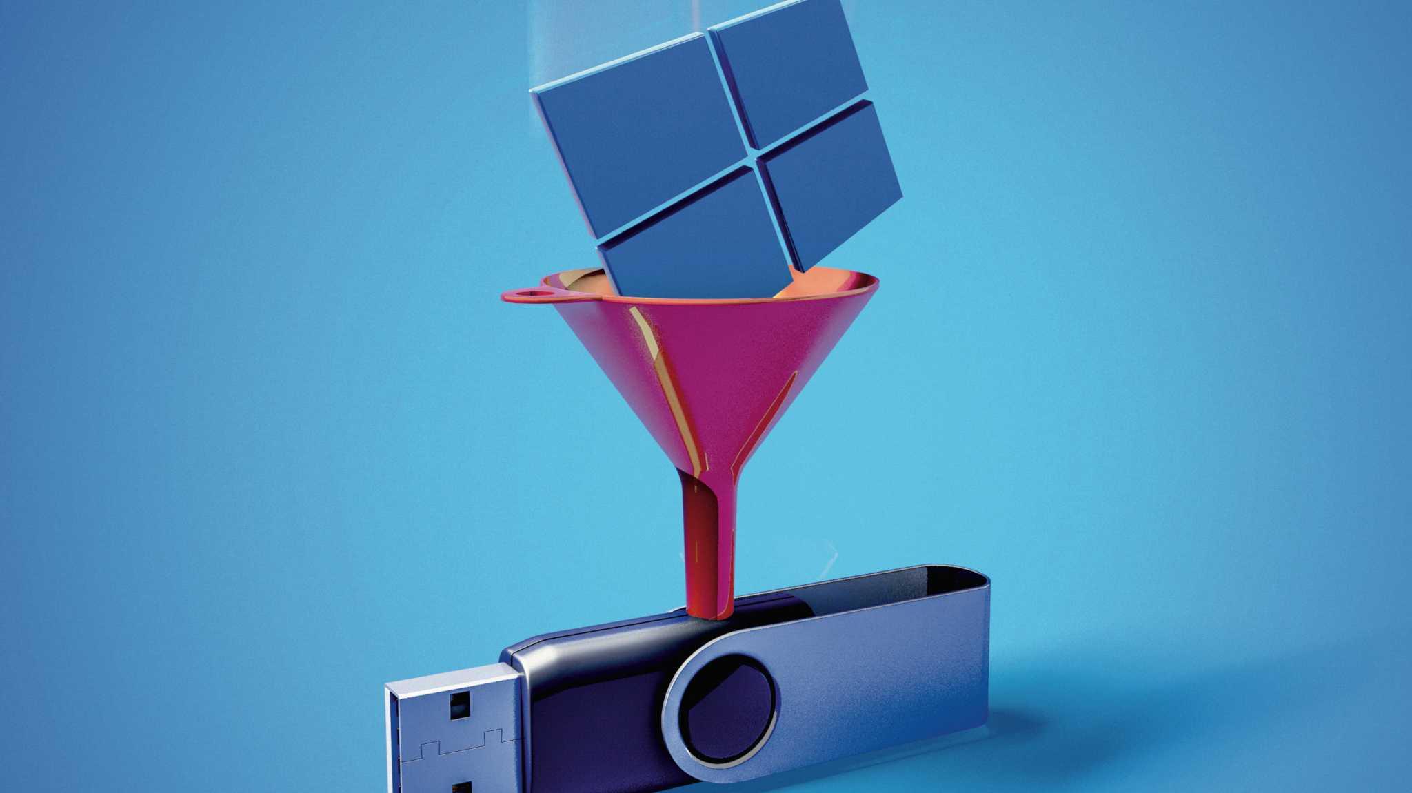 Windows-10-Installations-Stick erstellen