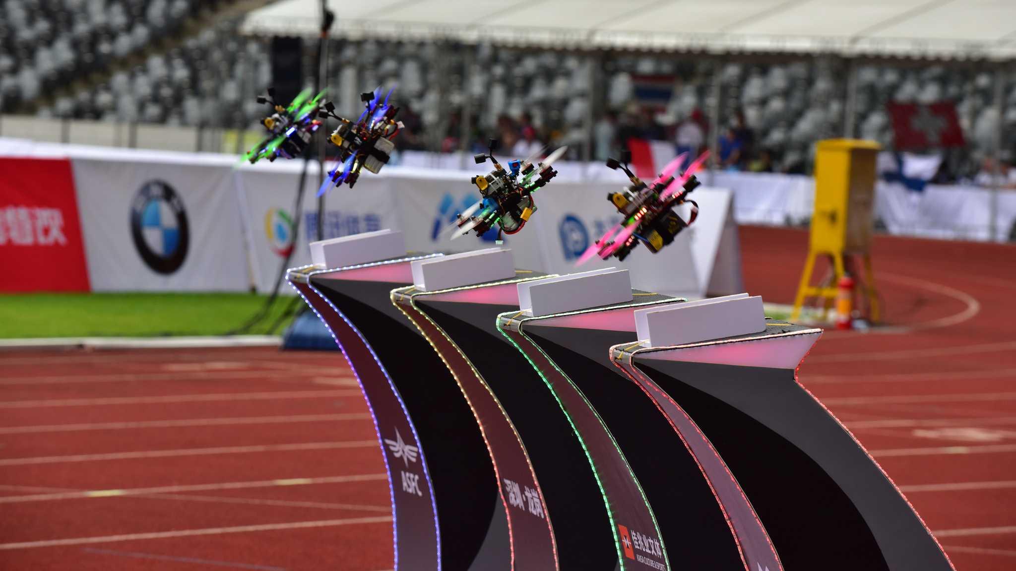 2018 FAI World Drone Racing Championships: Teenager gewinnen erste offizielle Weltmeisterschaft