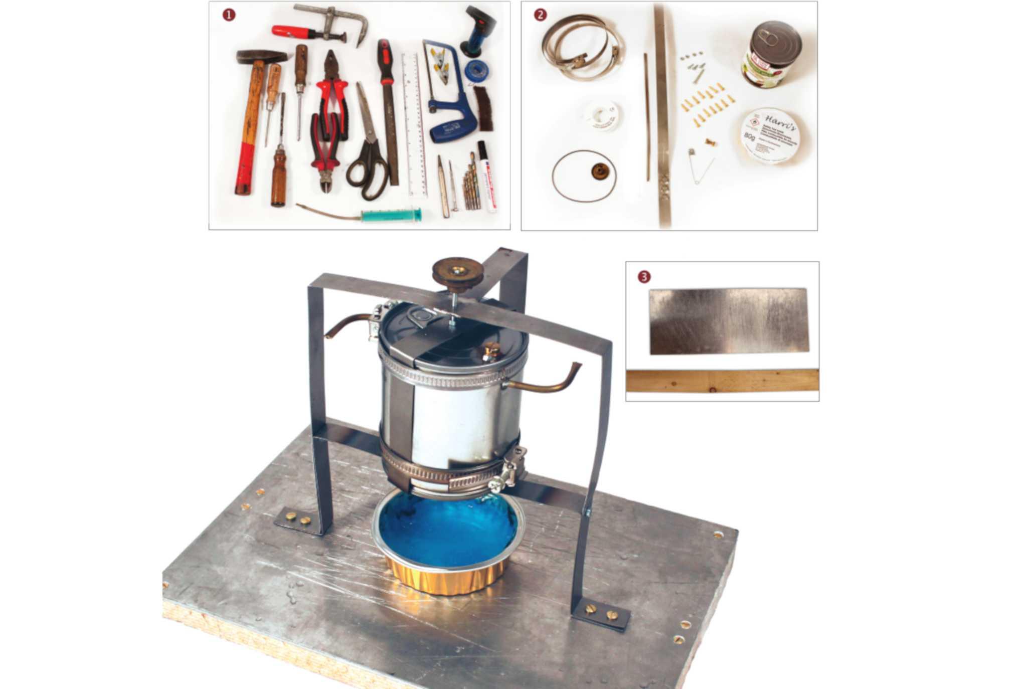 Erfindung des Fortschritts: Die Dampfmaschine von James Watt wird 250