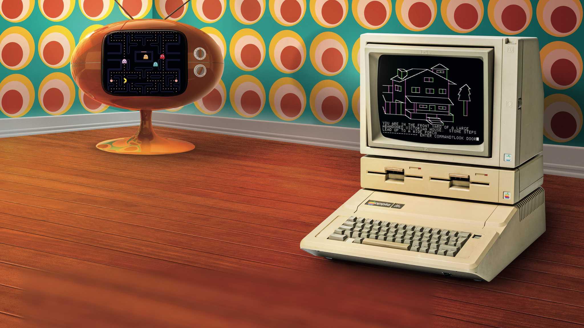 Retro-Spiele auf den Mac bringen
