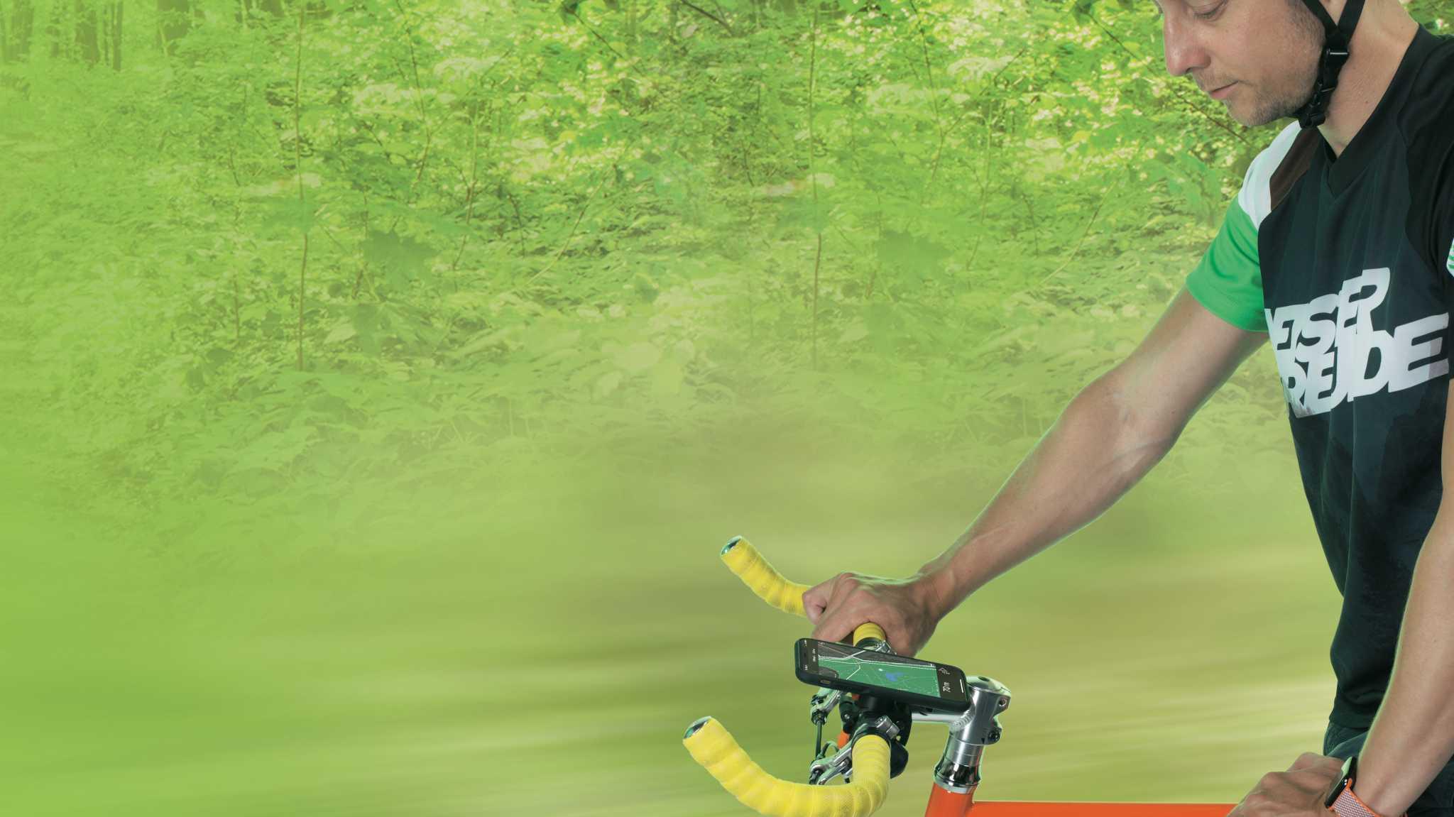 11 Tipps: So macht sich das iPhone auf dem Fahrrad nützlich