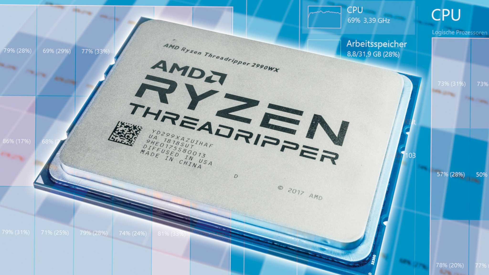AMD verdient weniger, aber mit positiven Aussichten