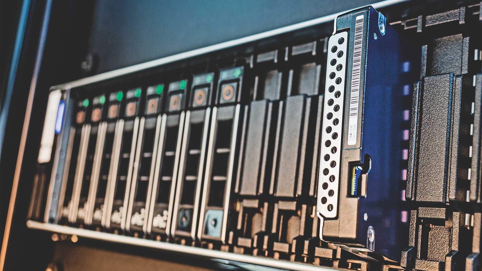 Die Besonderheiten von Server-SSDs