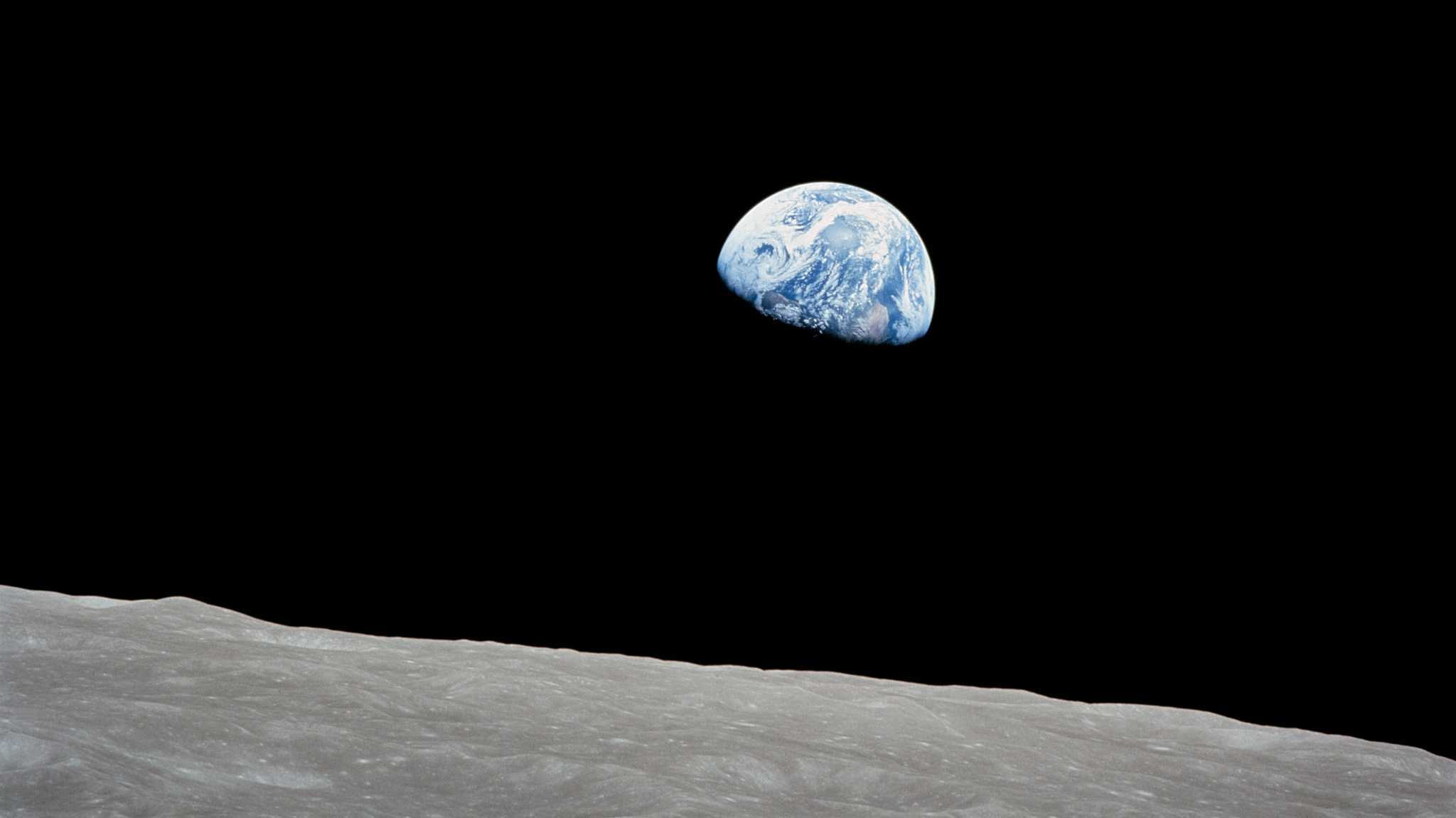 Apollo 8: Die Weihnachtsmission - Meilenstein auf dem Weg zur Mondlandung