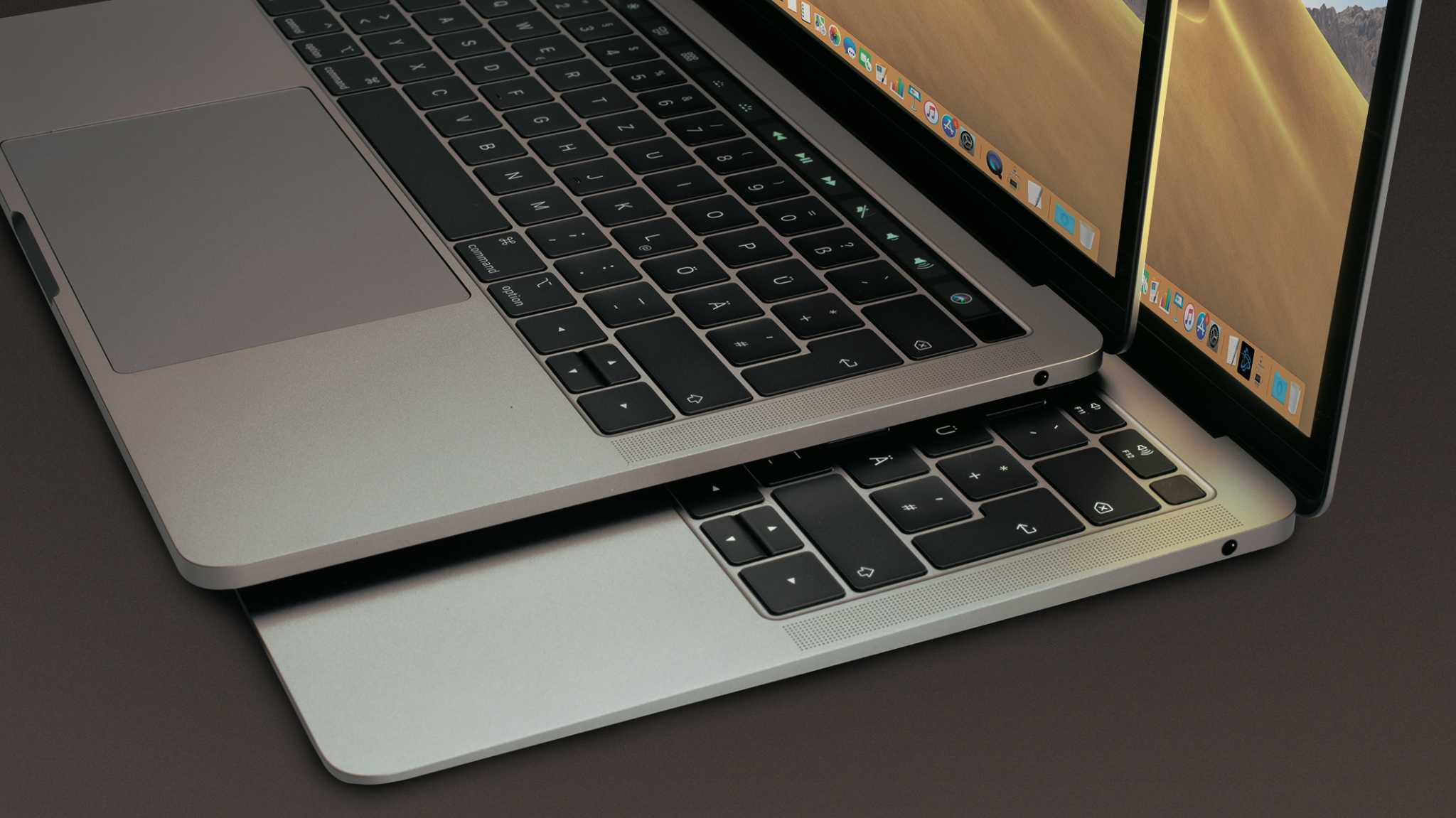 Im Test: MacBook Air vs. MacBook Pro 13""