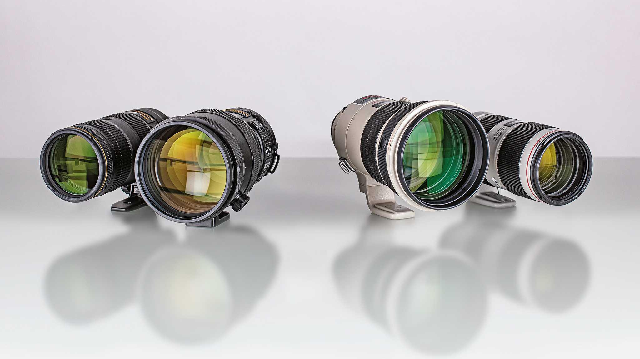 Zoom versus Festbrennweite: 200-Millimeter-Objektive im Test