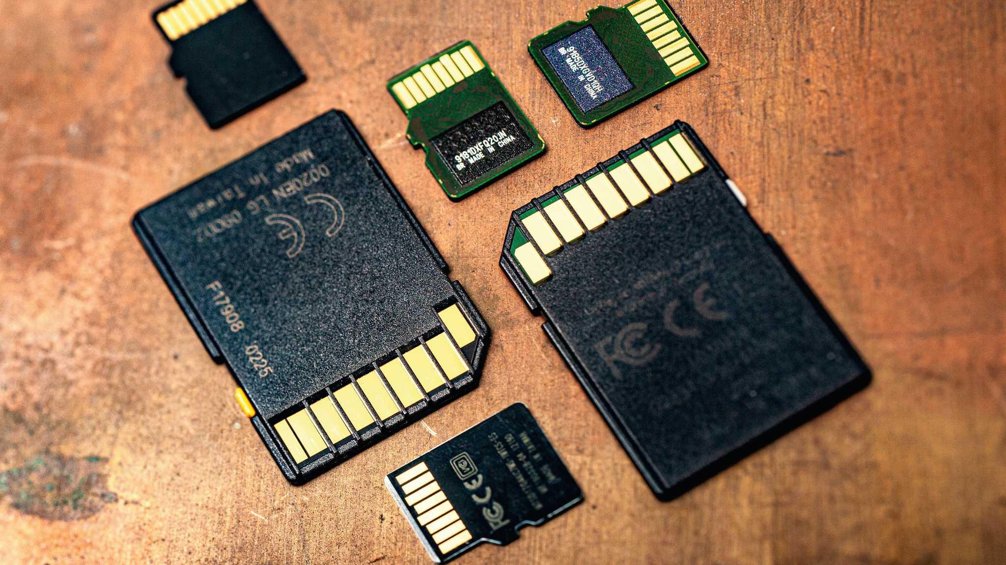SD Express: Speicherkarten mit PCIe 4.0 kommen High-End-SSDs nahe