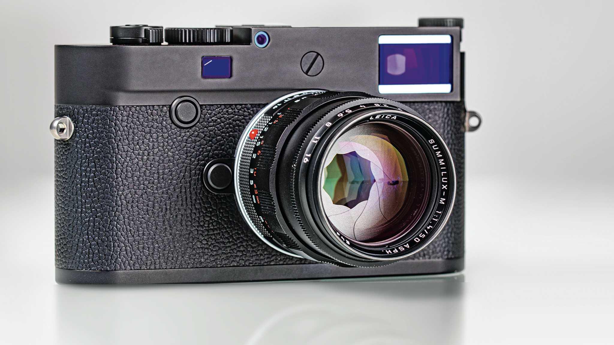 Leica M10 Monochrom im Test: Digitale Messsucherkamera für Schwarzweiß-Aufnahmen