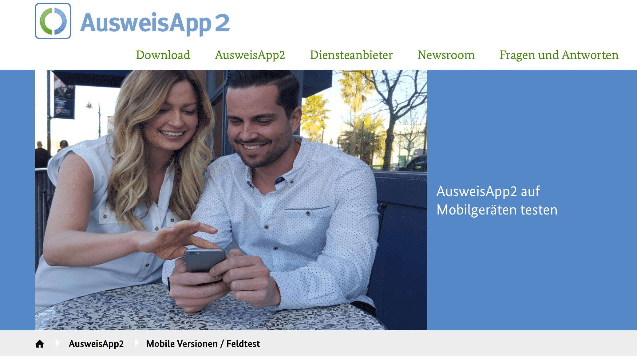 Personalausweis mit eID: AusweisApp2 für iPhone muss ohne NFC auskommen