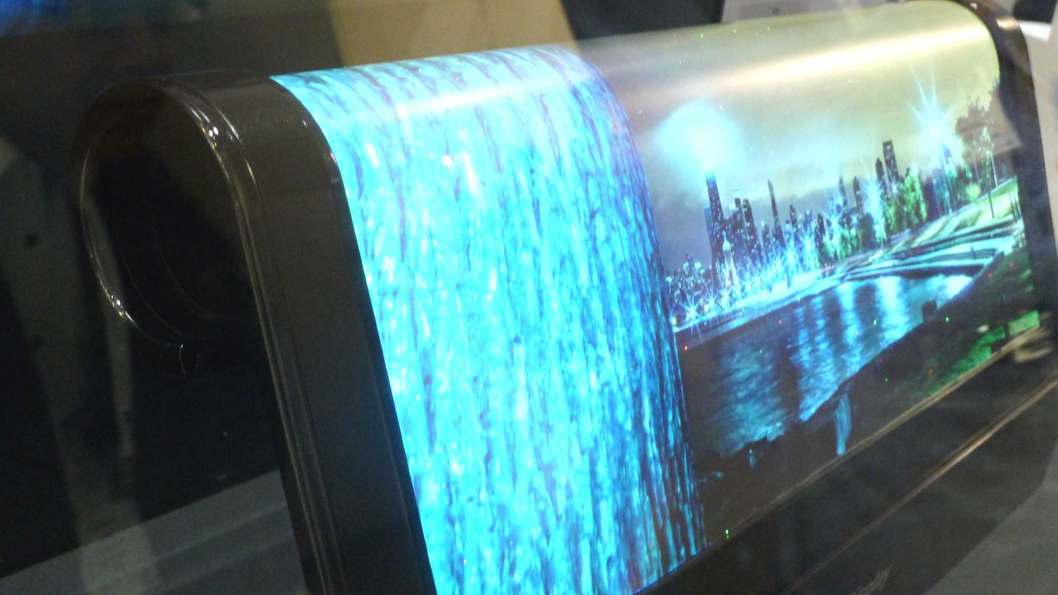 Displayweek: OLEDs, LCDs oder doch lieber Quantenpunkte