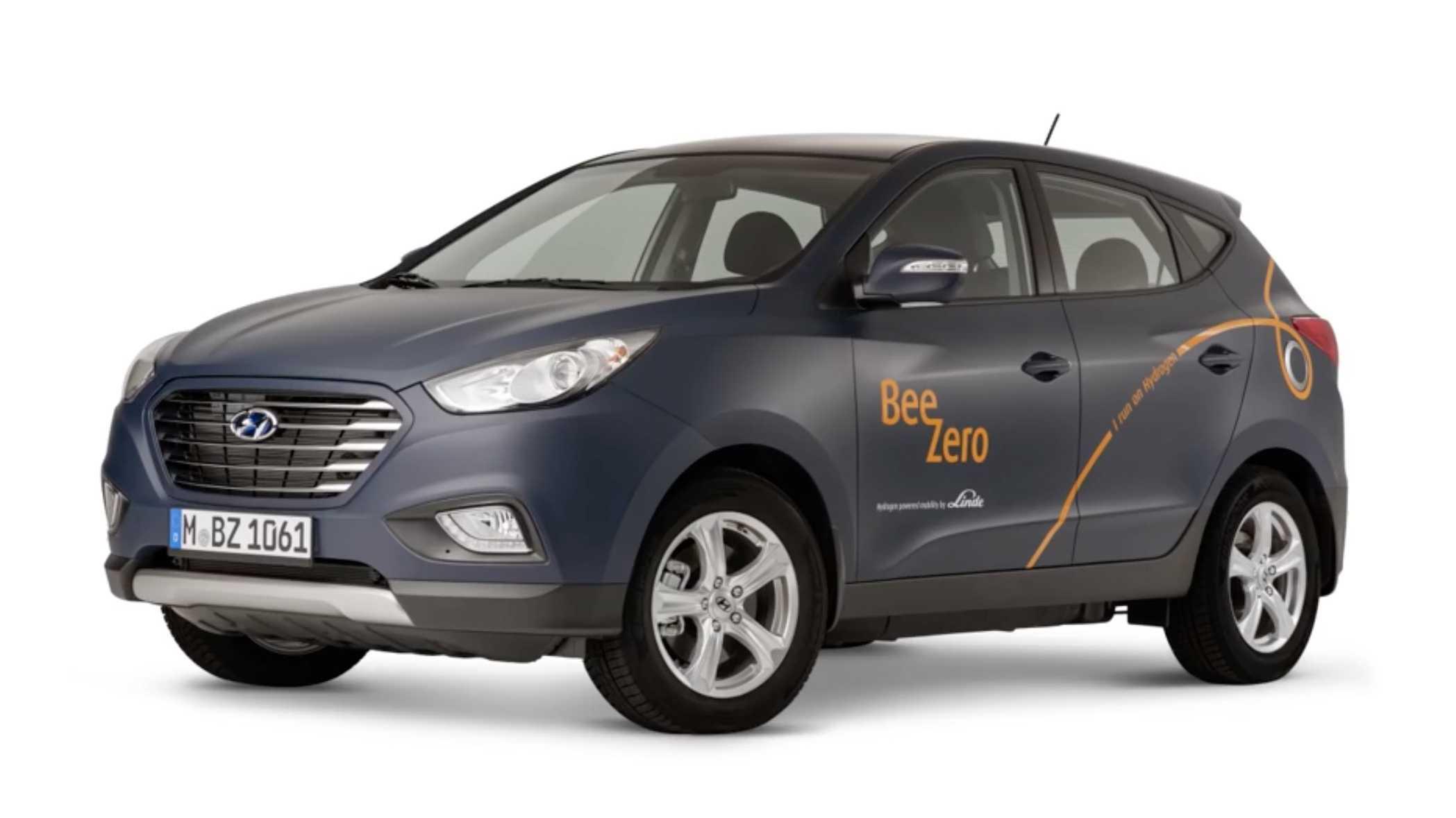 Carsharing mit Brennstoffzellenautos: BeeZero stellt Betrieb ein