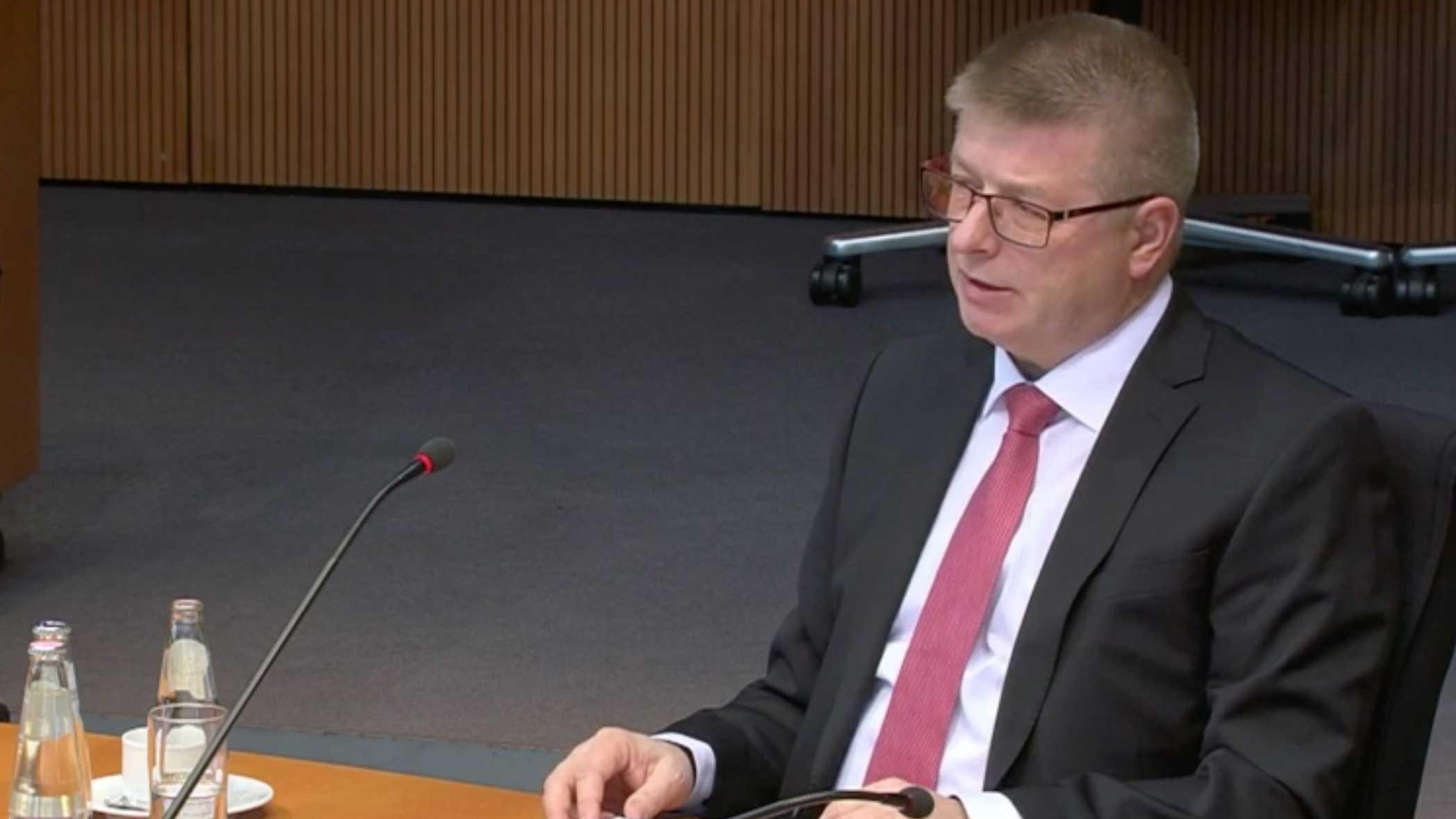Neuer Verfassungsschutzchef fordert Zugriff auf verschlüsselte Kommunikation