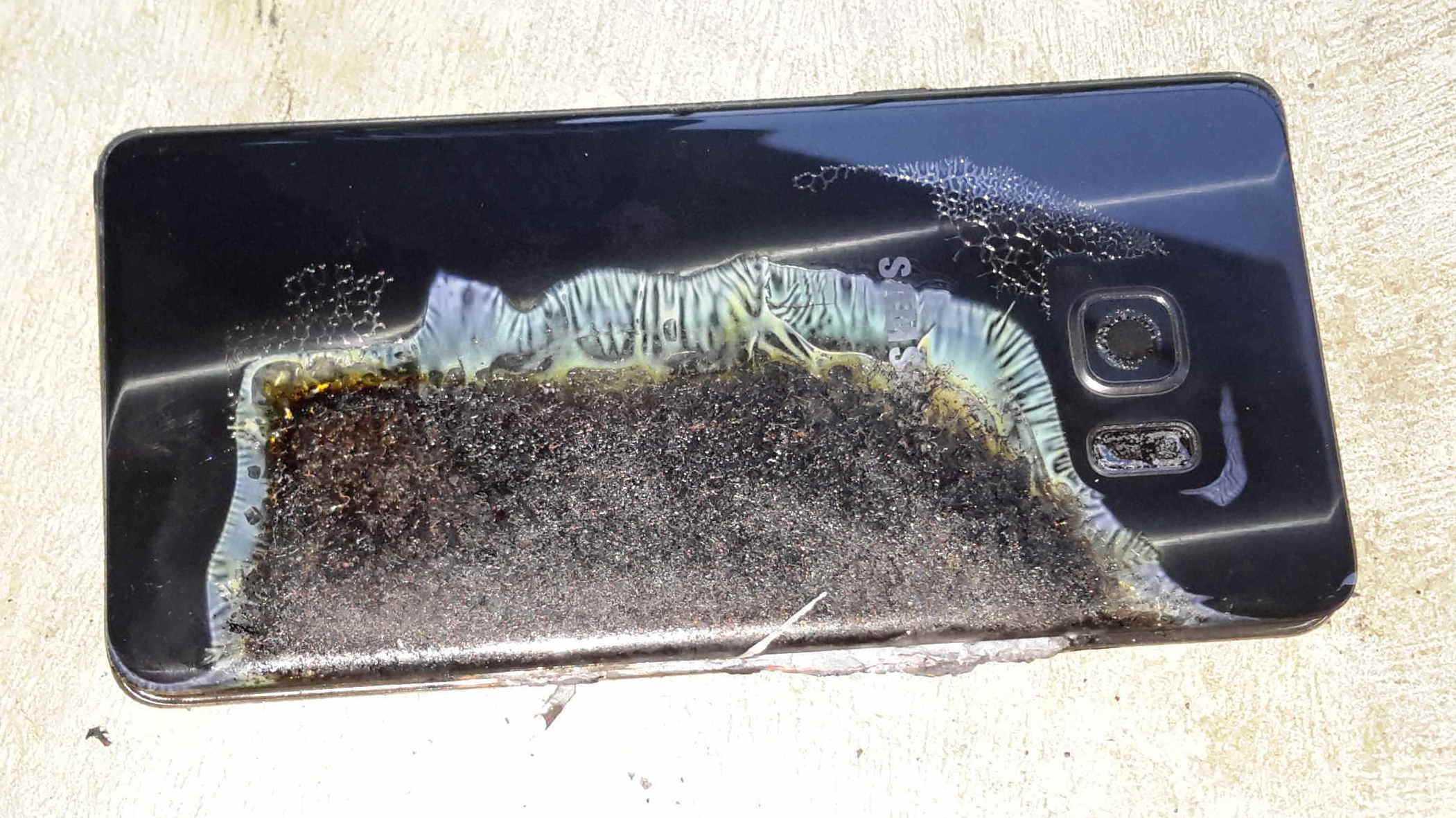 Rückruf des Galaxy Note 7: erneuter Verkauf in Europa wohl schon im Oktober