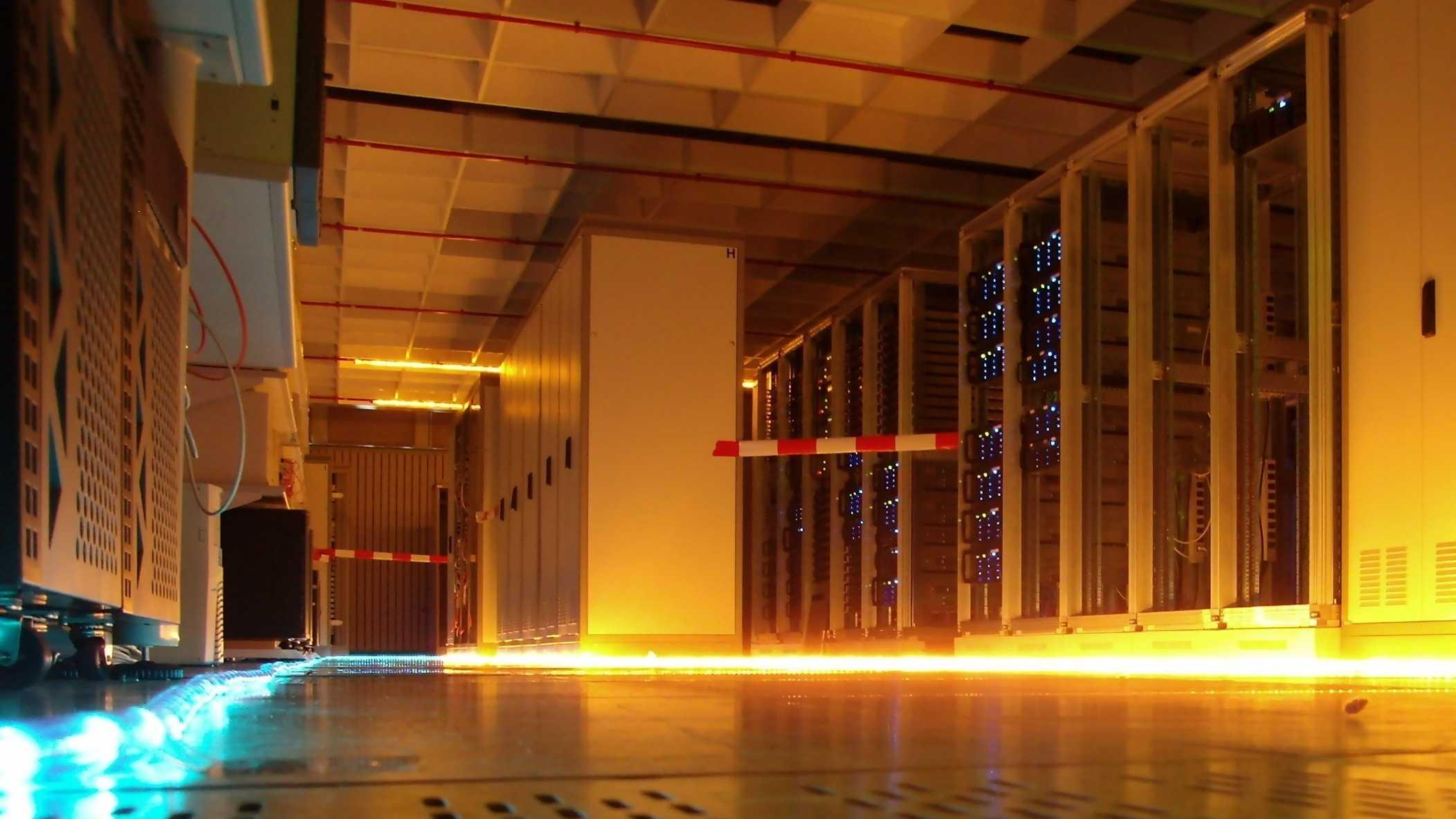 EMC verschenkt Rechenzentrums-