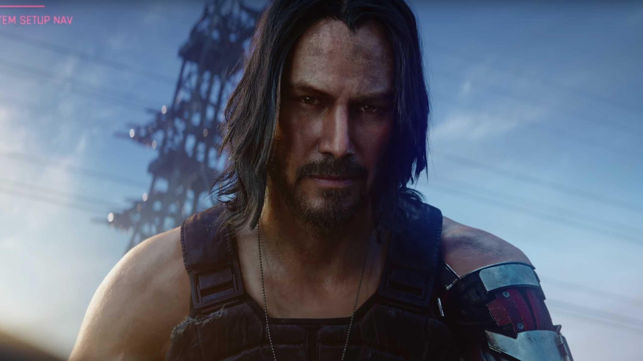 Cyberpunk 2077 erscheint am 16. April 2020, E3-Trailer zeigt Keanu Reeves