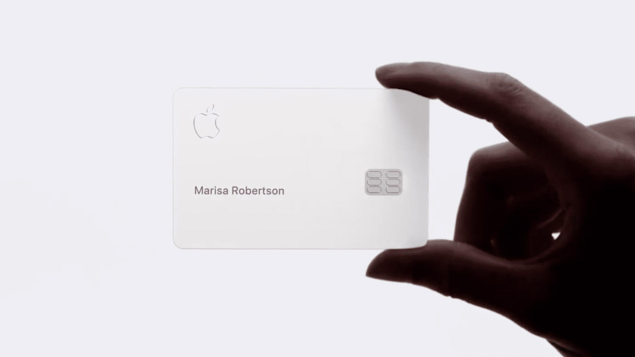 "Bankmanagerin: Apple-Kreditkarte ""nichts besonderes"""