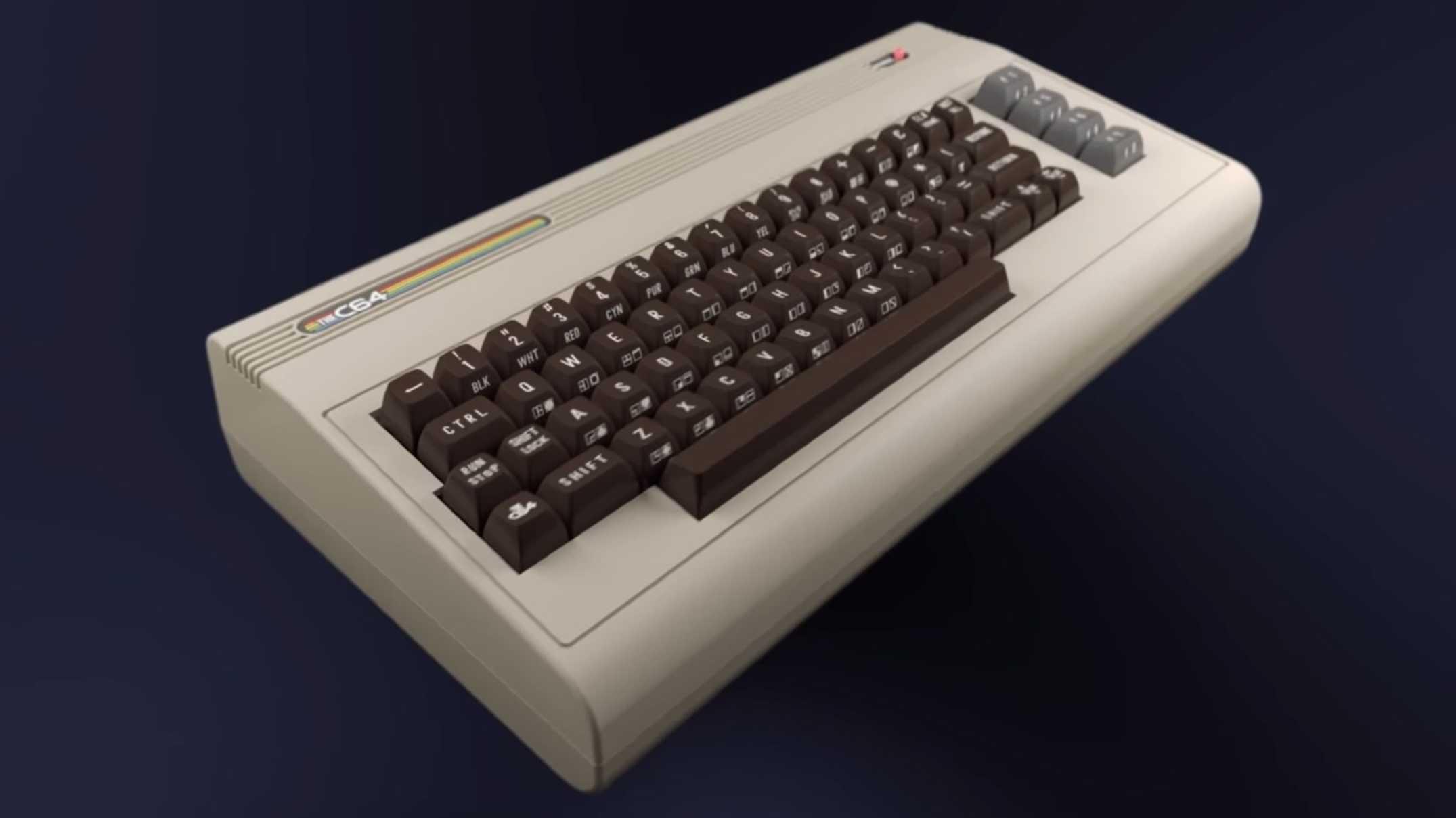 TheC64: Der Commodore kommt in Originalgröße zurück