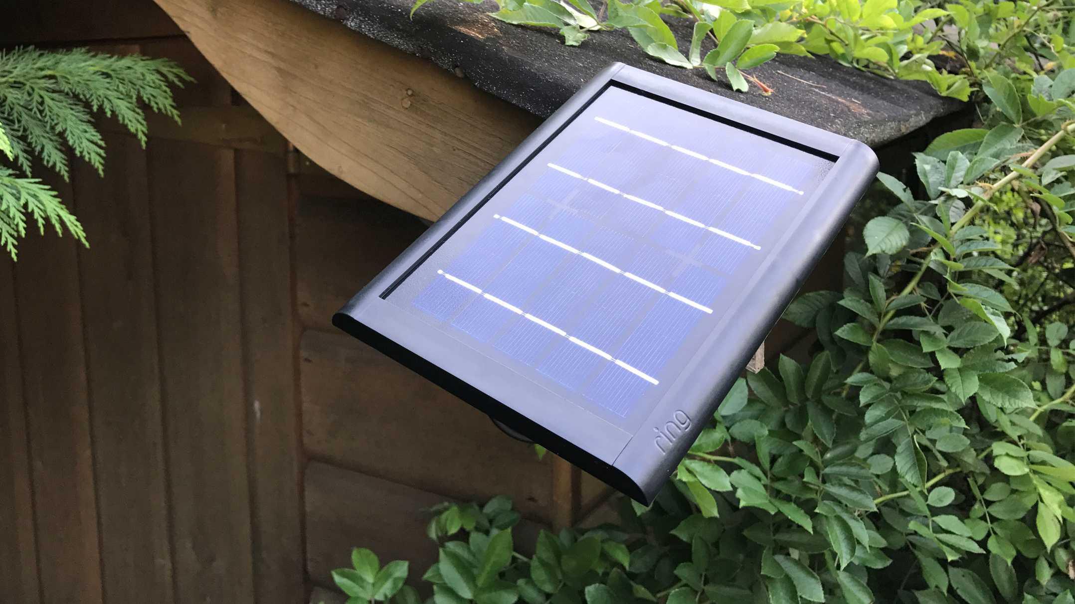 Ratgeber: Solarzellen-Überwachungskameras mit WLAN