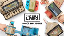 Nintendo Labo: Die Switch wird zum multifunktionalen Papp-Spielzeug