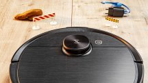 Saugroboter mit intelligenter Objekterkennung