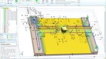Screenshot des MaXYposi in DesignSpark Mechanical