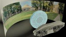 Metalens: MIT entwickelt flache Fischaugen-Linse