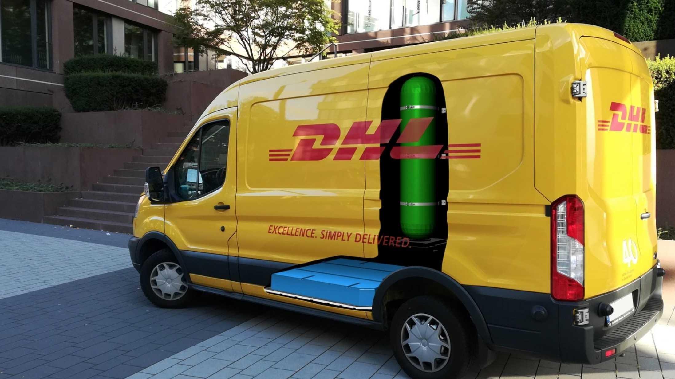 Elektroauto H2 Panel Van: StreetScooter mit zusätzlichem Brennstoffzellen-Antrieb
