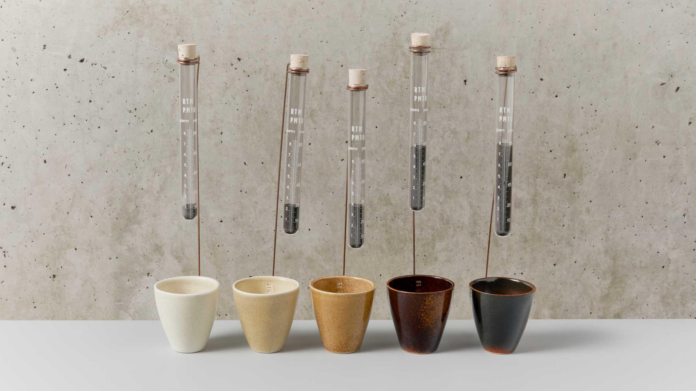 Smogware: Kunst mit Feinstaubbelastung